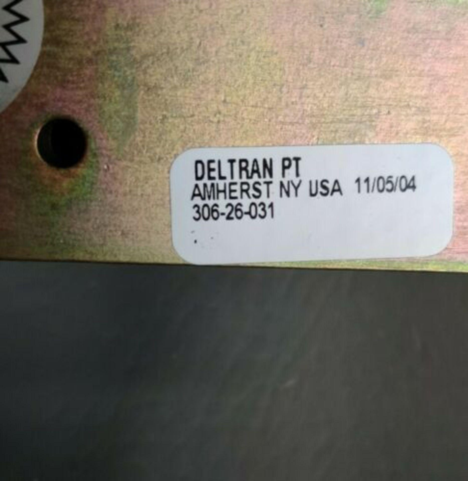 UNUSED DELTRAN SPRING CLUTCH - Image 4 of 4