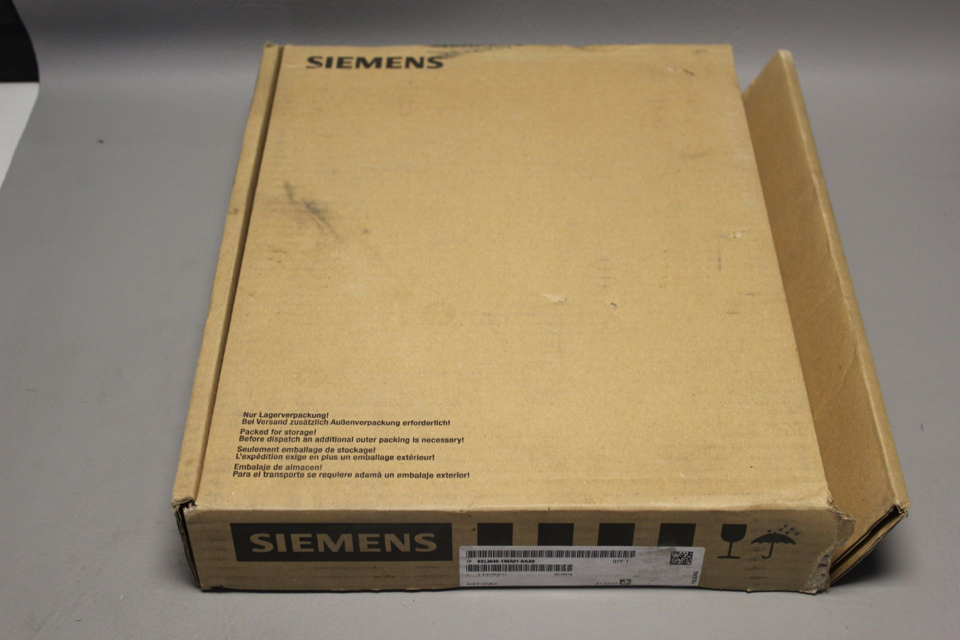 NEW SIEMENS SINAMICS FREQUENCY CONVERTER CONTROL UNIT