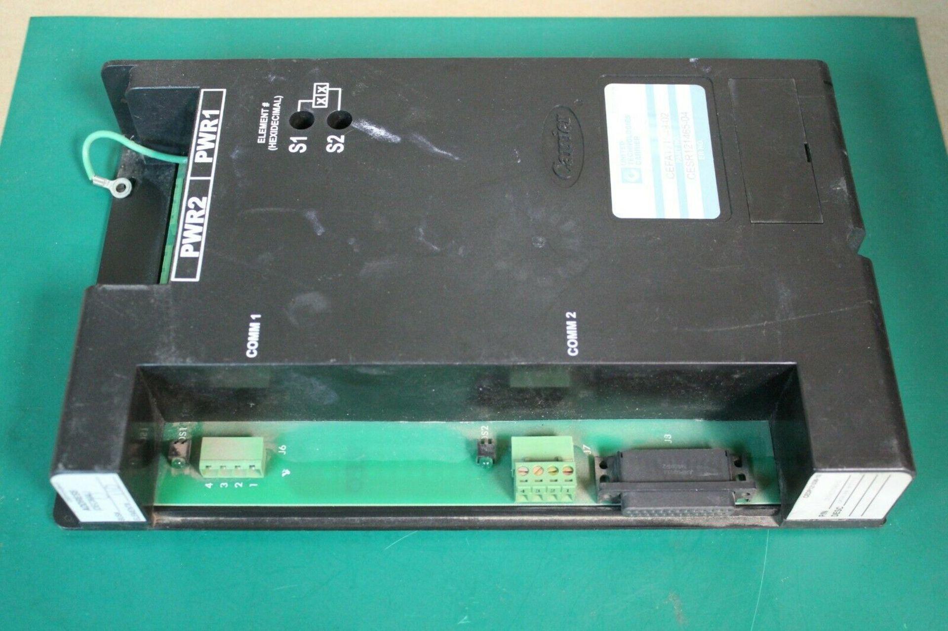 CARRIER UNITED TECHNOLOGIES 8088 COMM I/O HVAC MODULE - Image 5 of 5