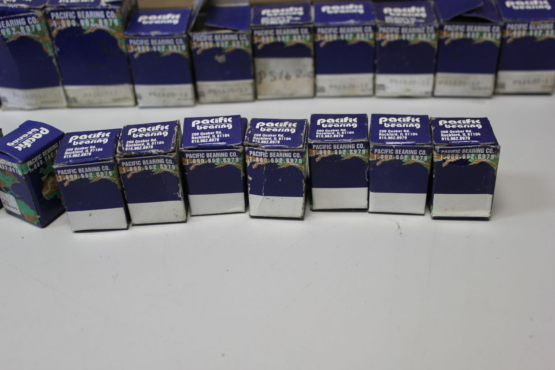 LOT OF NEW PACIFIC ROLLER BEARINGS - Image 5 of 8