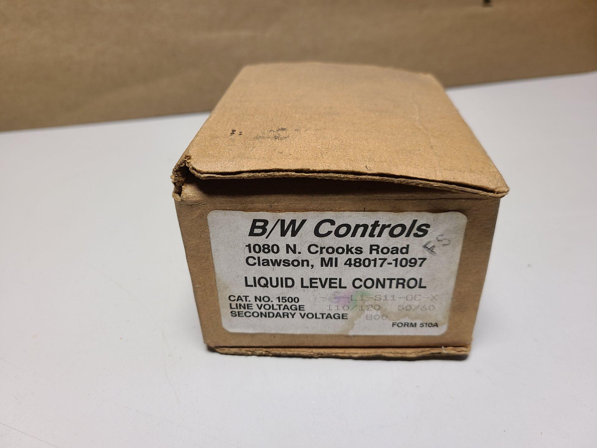 NEW B/W LIQUID LEVEL CONTROL MODULE
