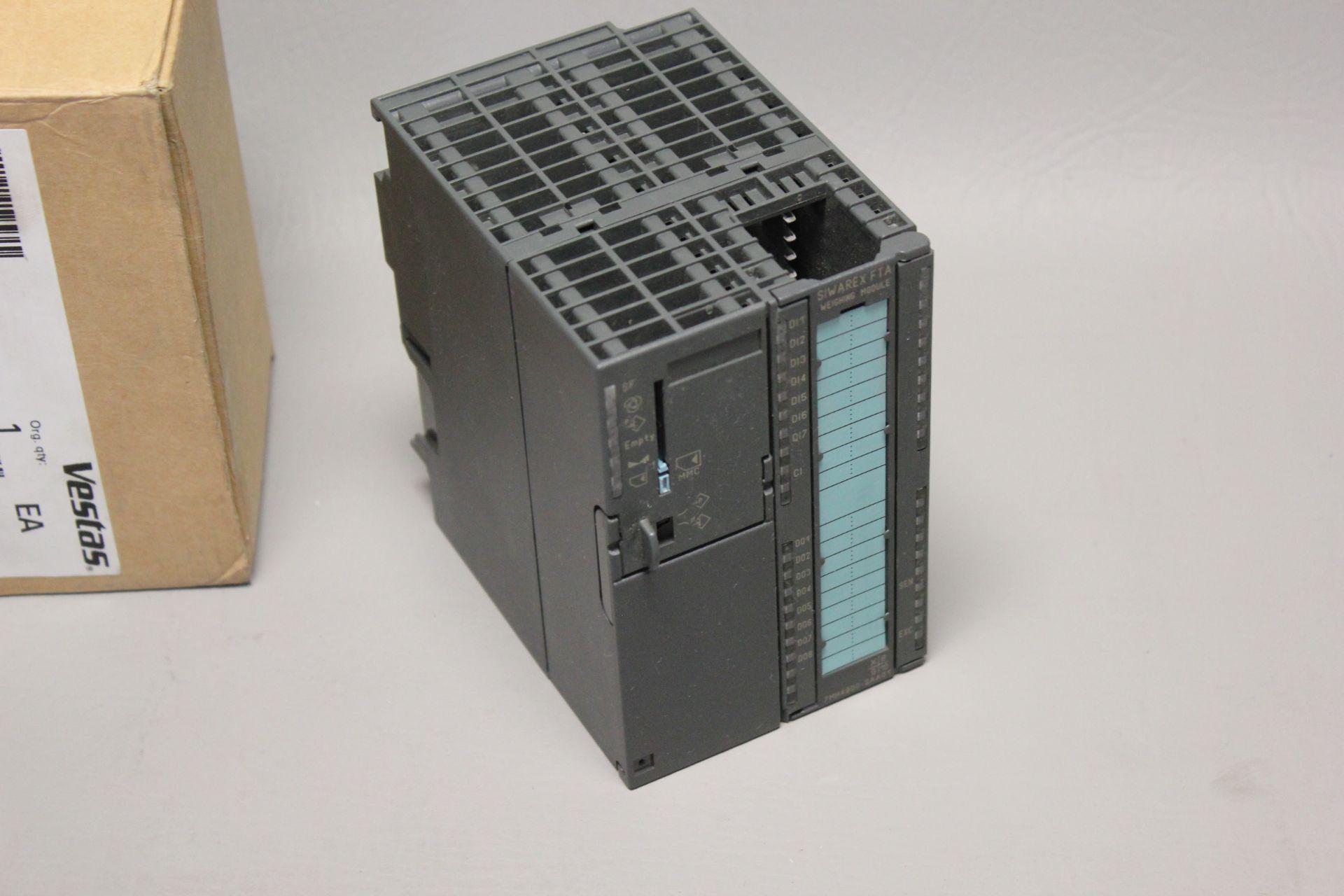 NEW SIEMENS SIWAREX FTA PLC WEIGHING MODULE - Image 3 of 8