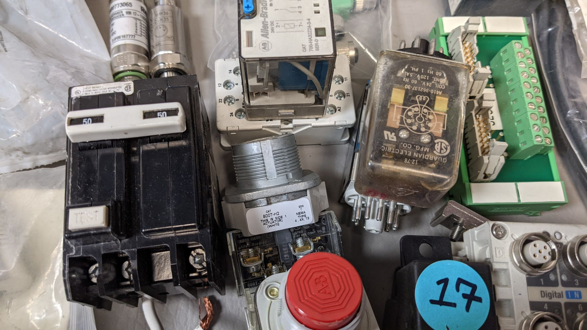 LOT OF MRO PARTS - Image 6 of 11