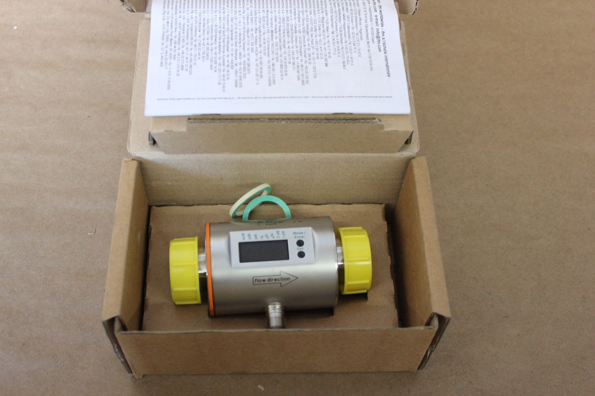 NEW EFECTOR FLOW MONITOR - Image 3 of 4