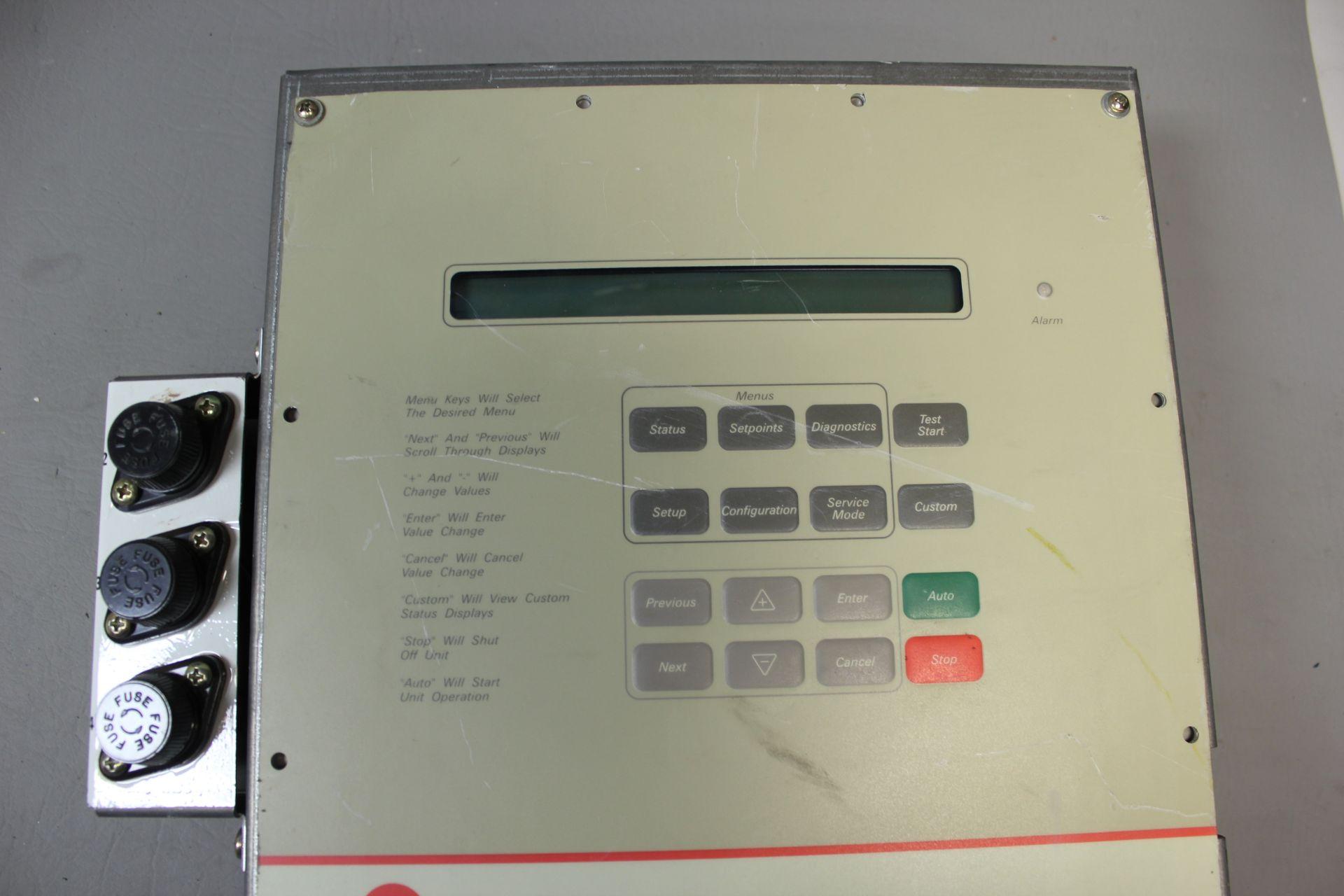 TRANE HVAC CONTROL PANEL - Image 2 of 4