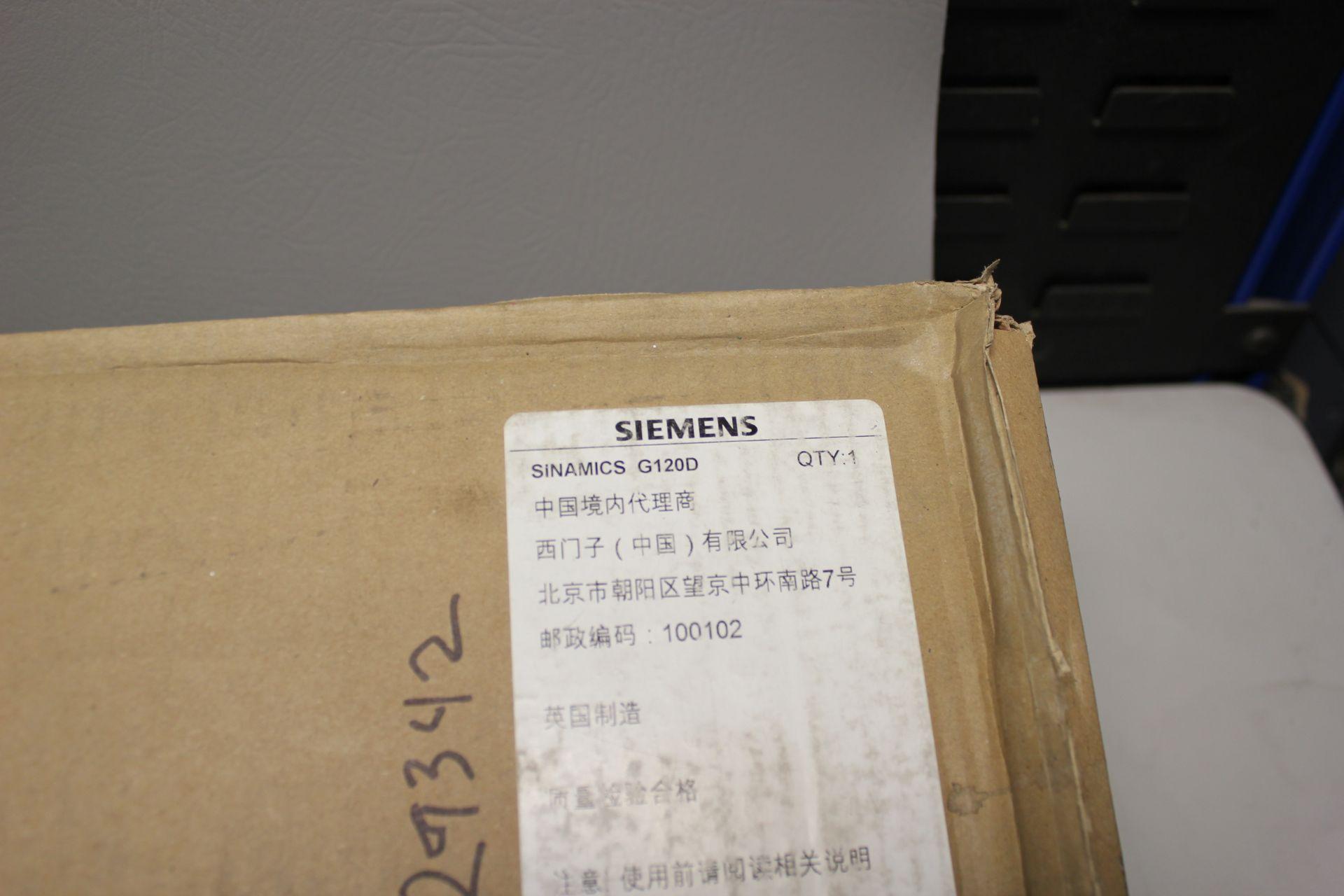 NEW SIEMENS SINAMICS G120D POWER MODULE - Image 2 of 6