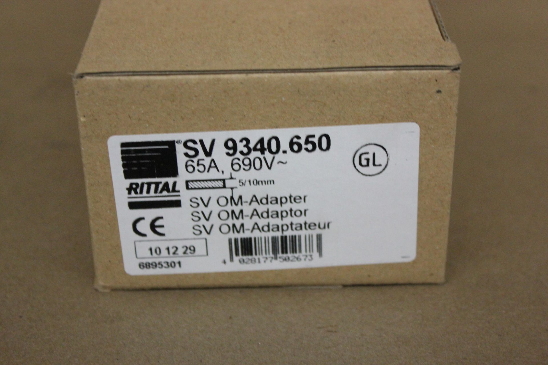 NEW RITTAL BUSBAR ADAPTER - Image 2 of 3