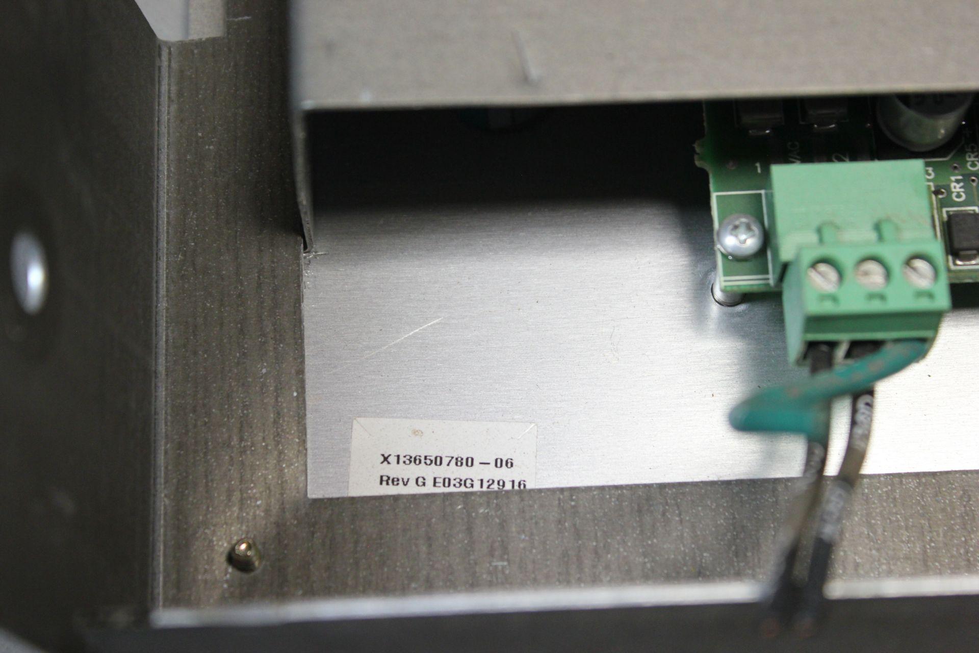 TRANE HVAC CONTROL PANEL - Image 4 of 4