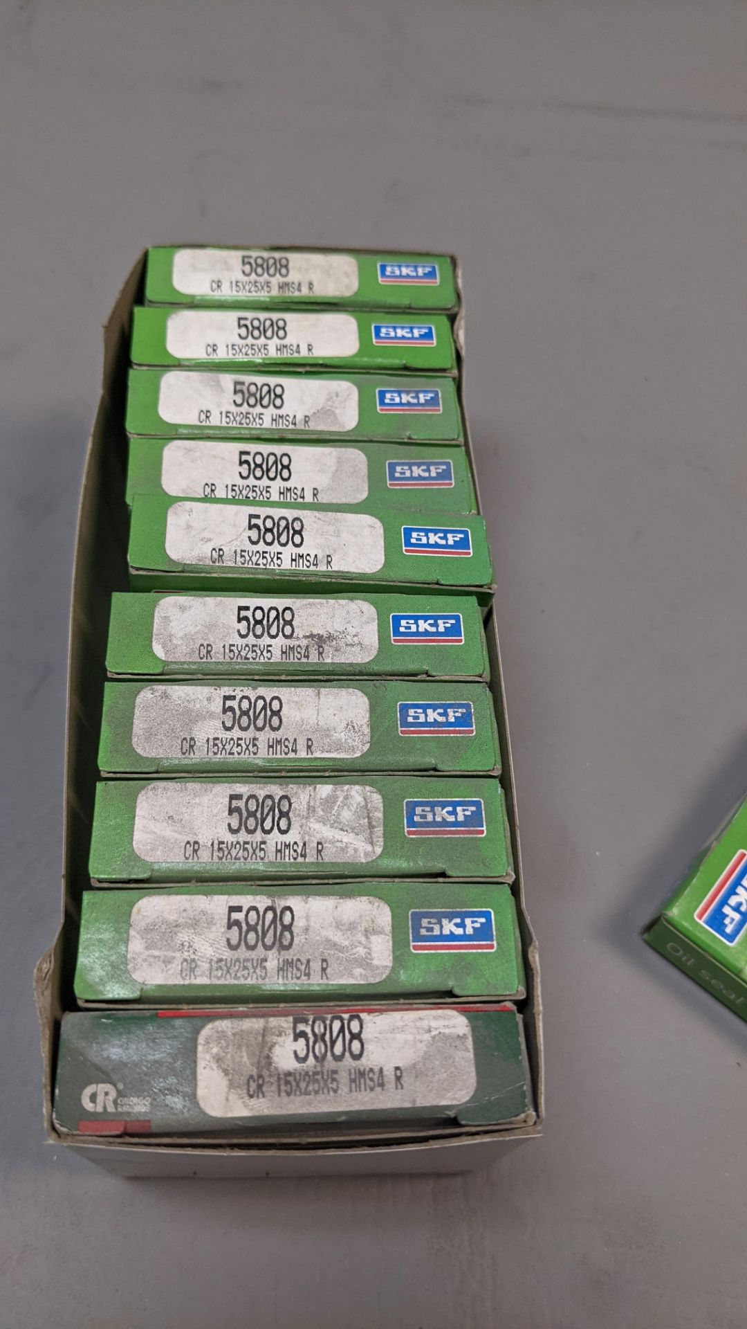 LOT OF NEW SKF OIL SEALS - Image 2 of 2