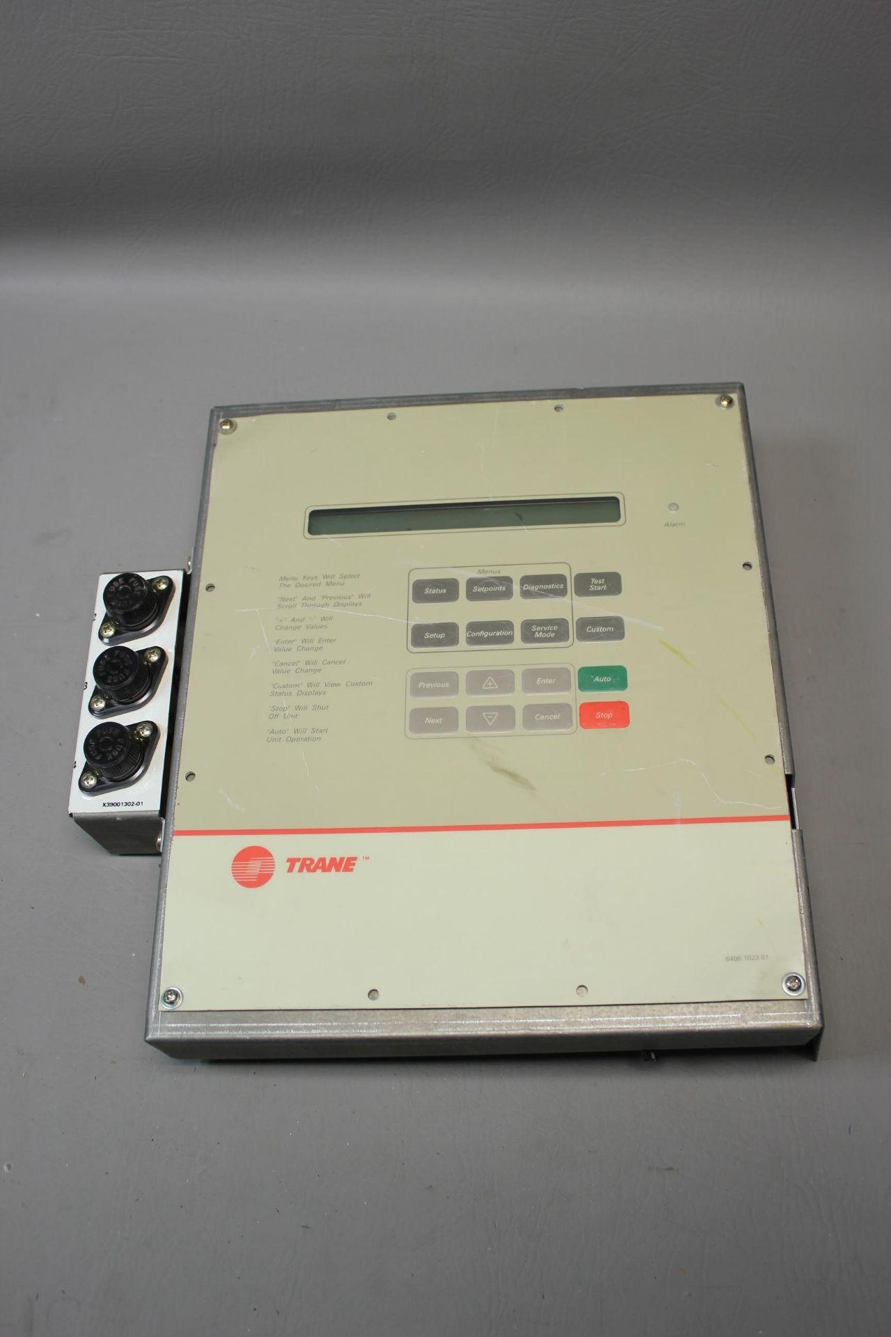TRANE HVAC CONTROL PANEL