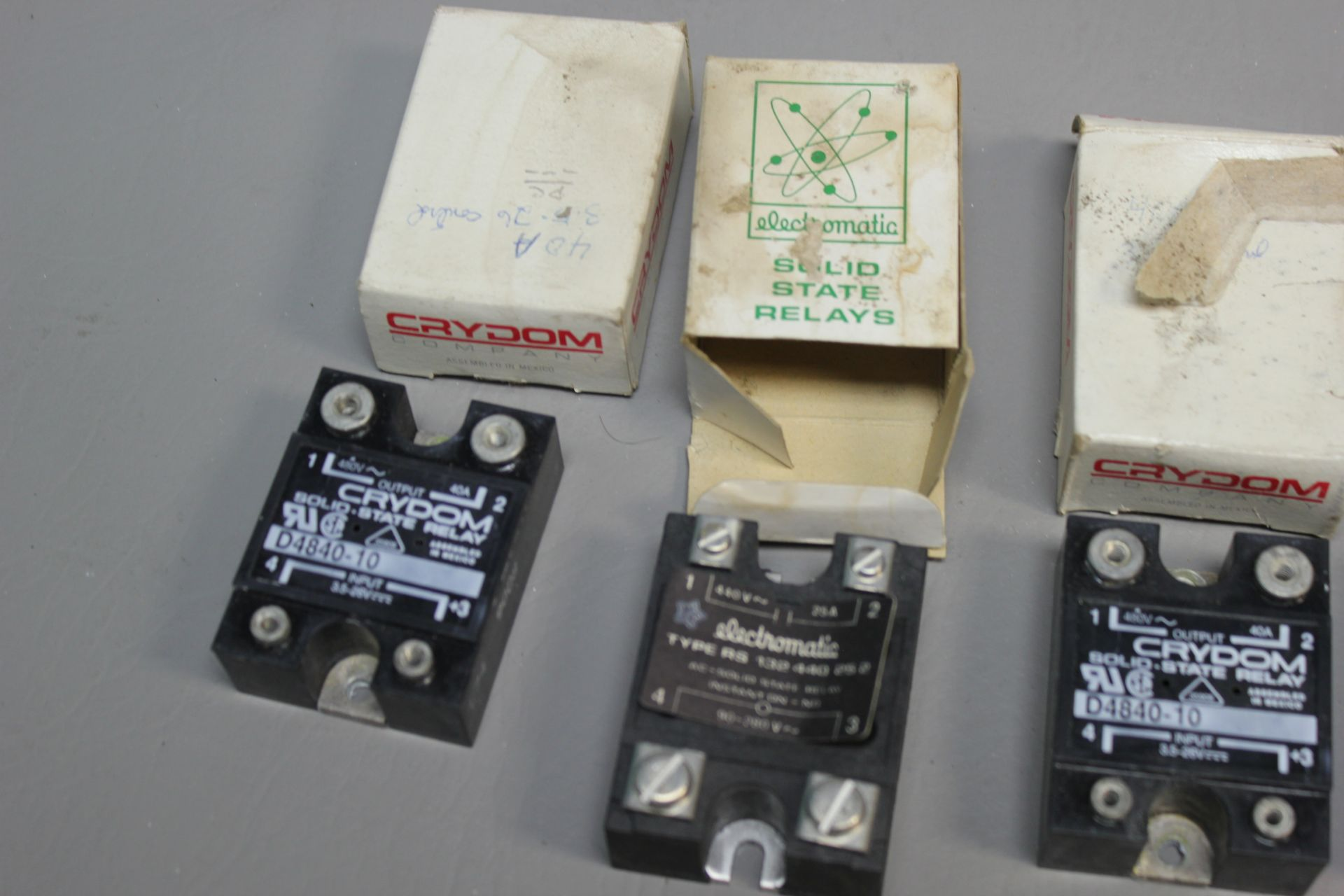 LOT OF NEW SOLID STATE RELAYS - Image 2 of 8