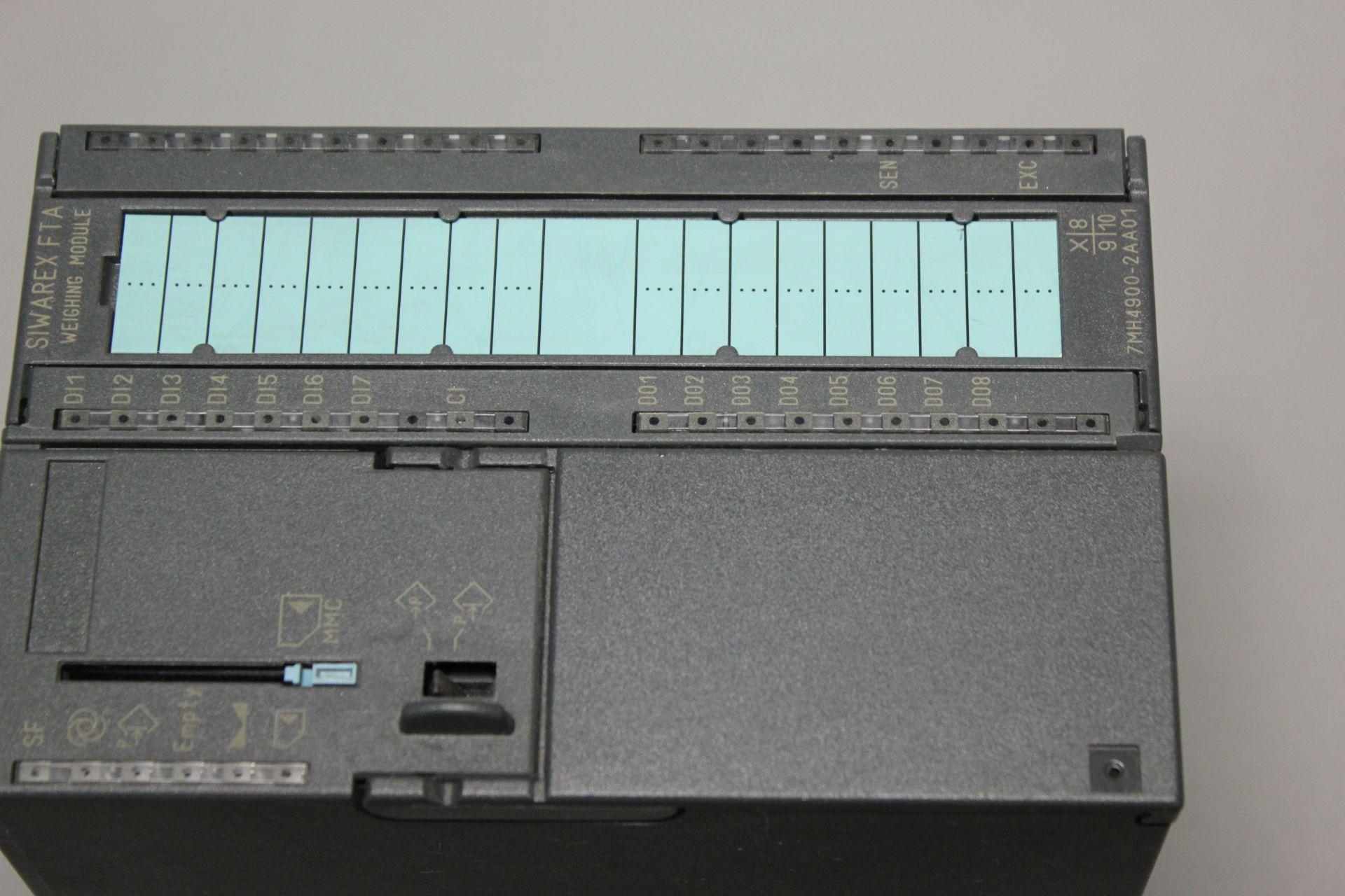 NEW SIEMENS SIWAREX FTA PLC WEIGHING MODULE - Image 4 of 8