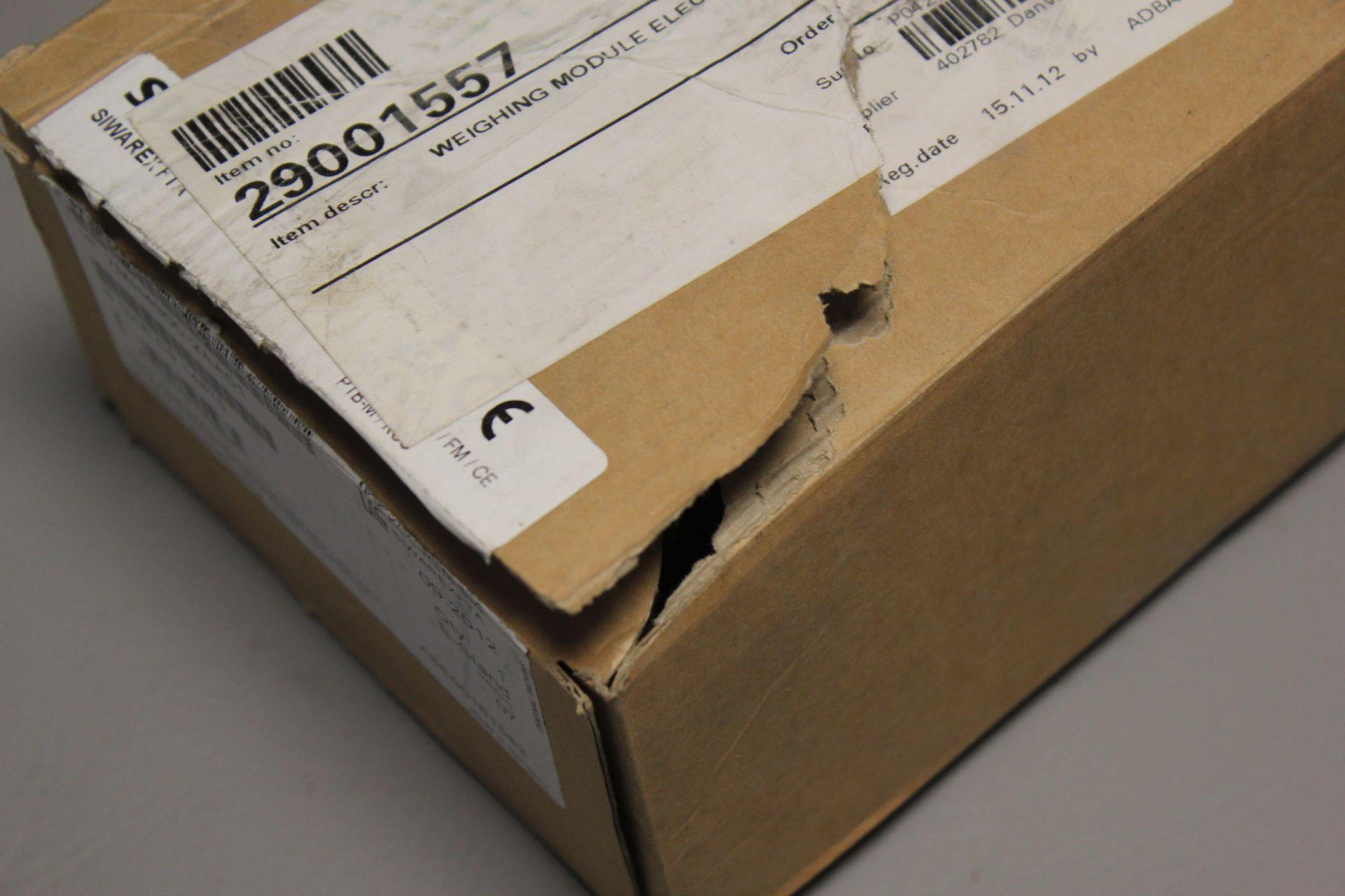 NEW SIEMENS SIWAREX FTA PLC WEIGHING MODULE - Image 8 of 8