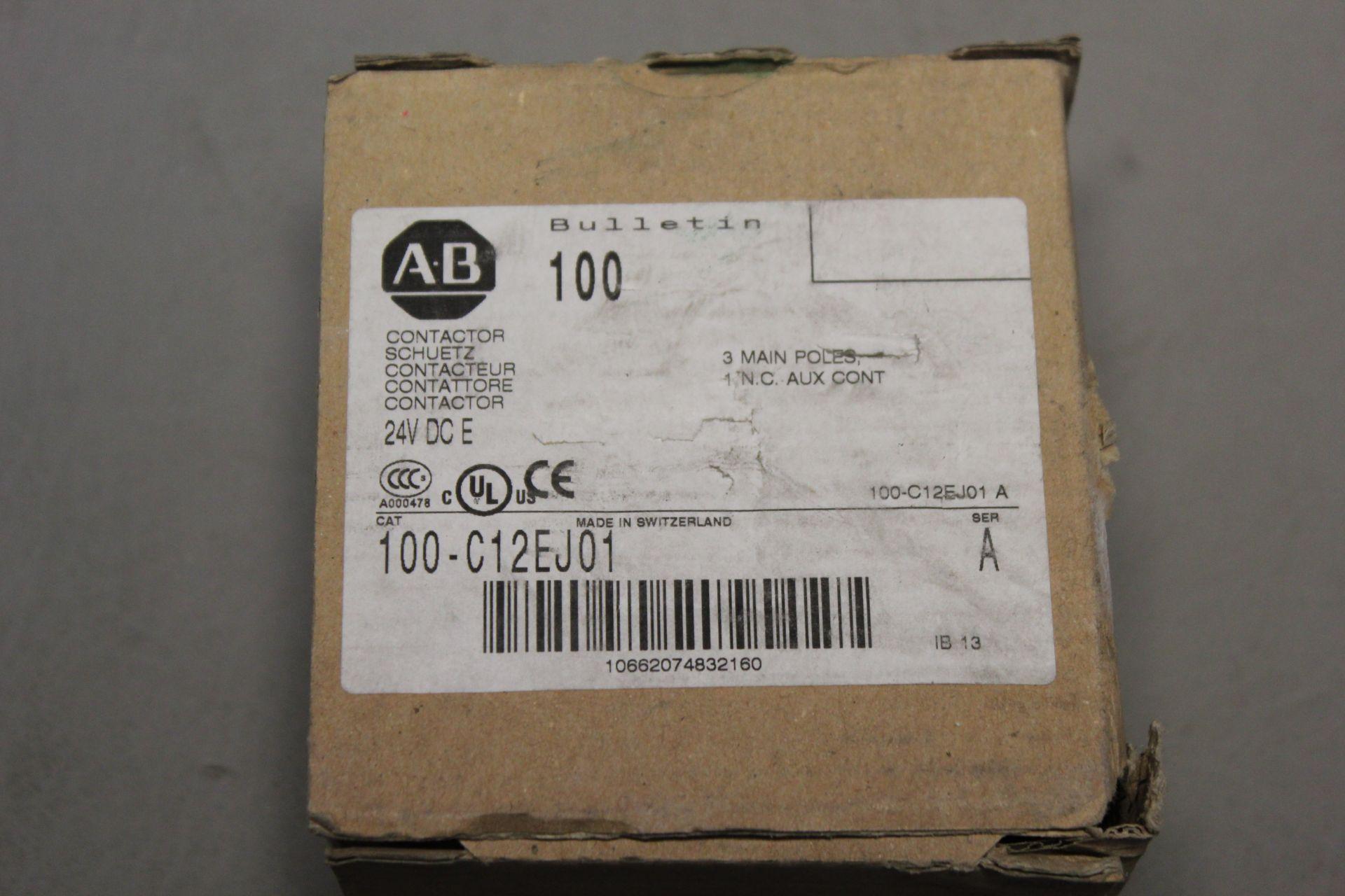 NEW ALLEN BRADLEY CONTACTOR - Image 2 of 3