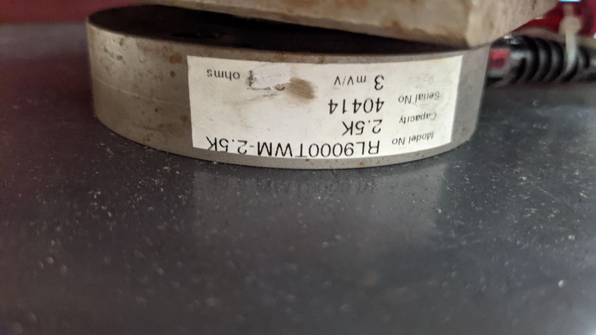 LOT OF RICE LAKE LOAD CELLS - Image 7 of 8