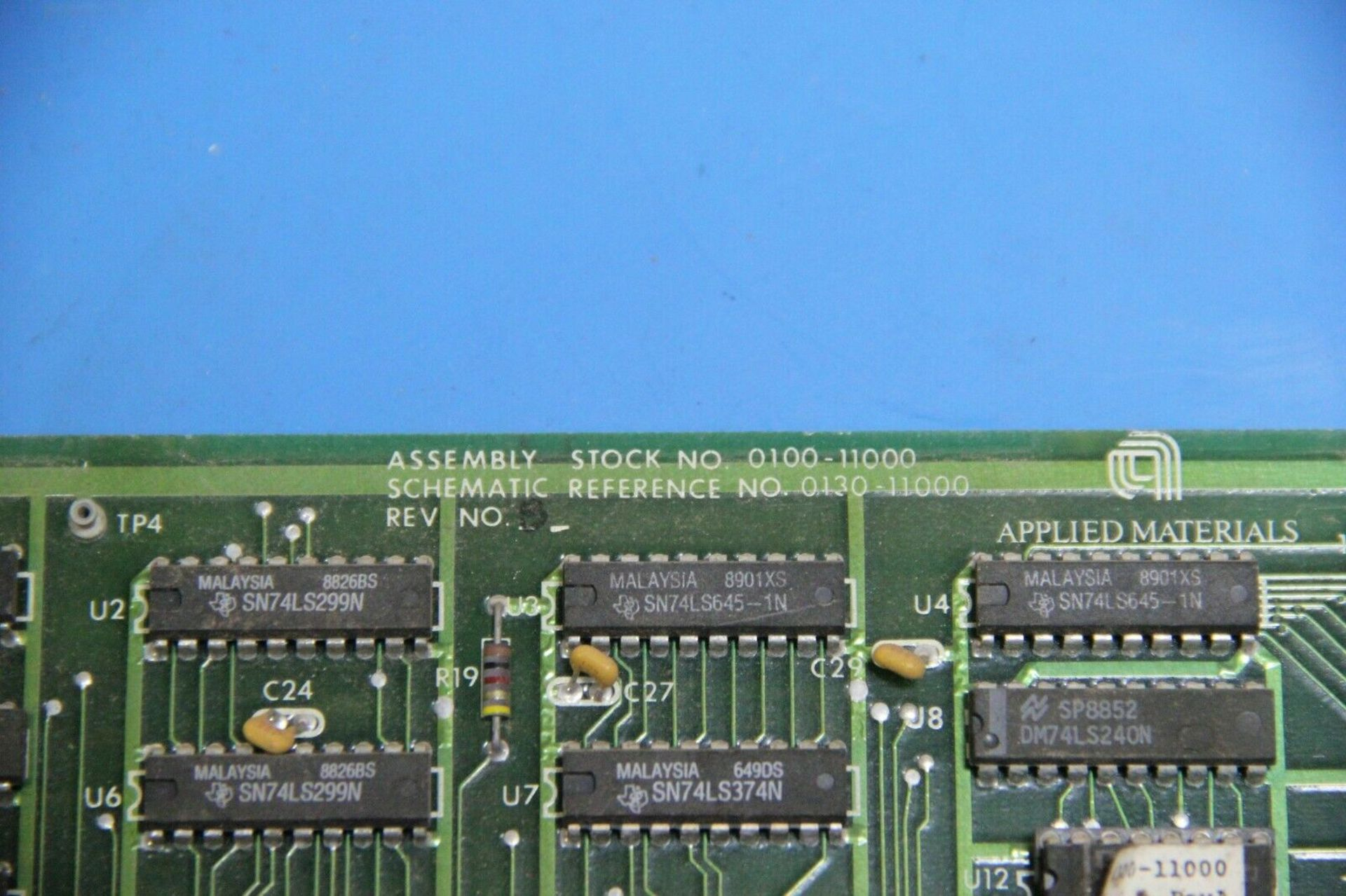 AMAT APPLIED MATERIALS ANALOG INPUT BOARD - Image 2 of 3