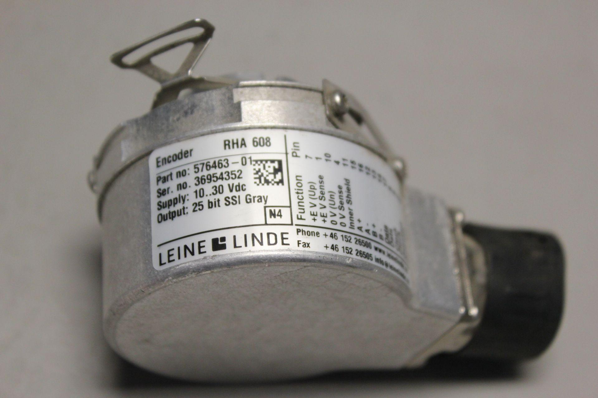 LEINE LINDE ENCODER - Image 2 of 4