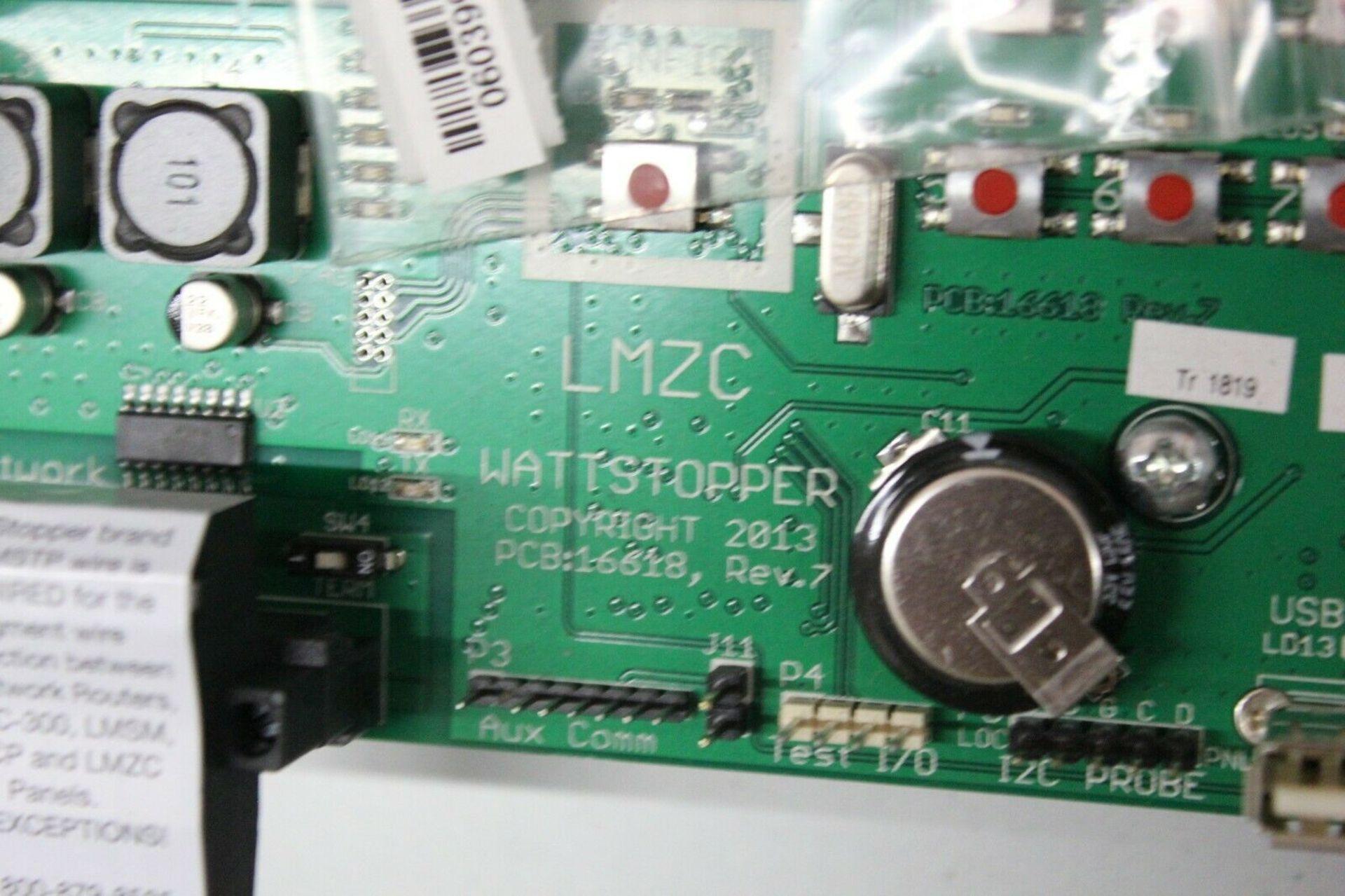 UNUSED WATTSTOPPER DLM ZONE CONTROLLER, SCHEDULER & NETWORK INTERFACE - Image 5 of 6
