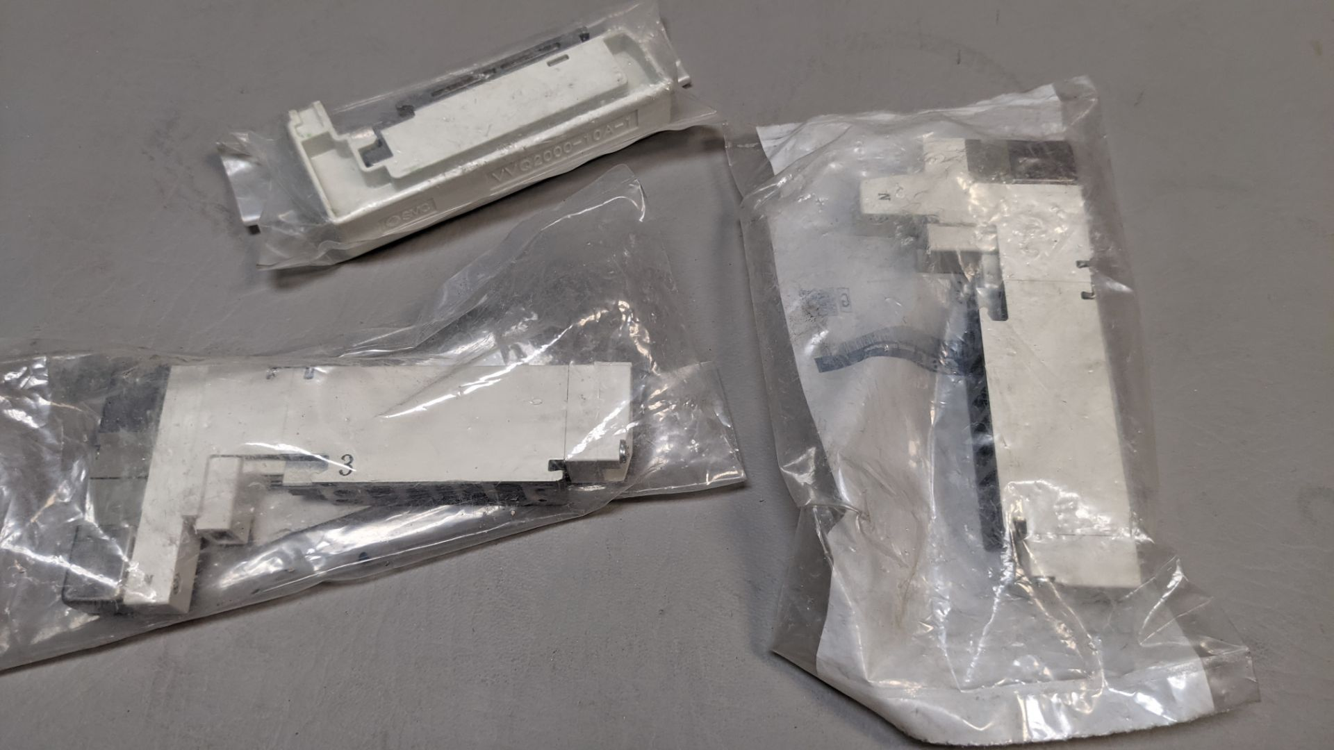 LOT OF NEW SMC PARTS - Image 2 of 2
