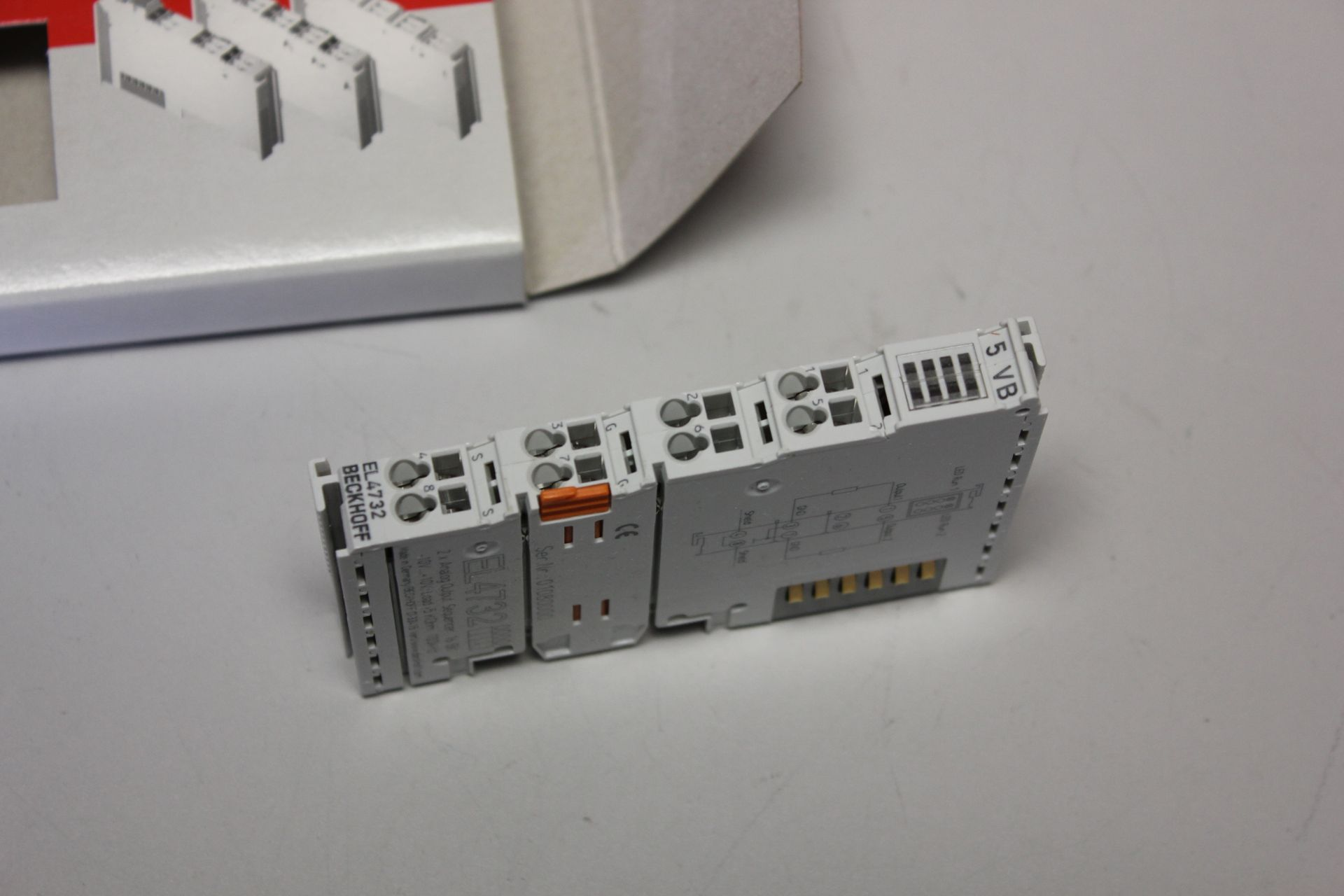 NEW BECKHOFF I/O MODULE - Image 2 of 2