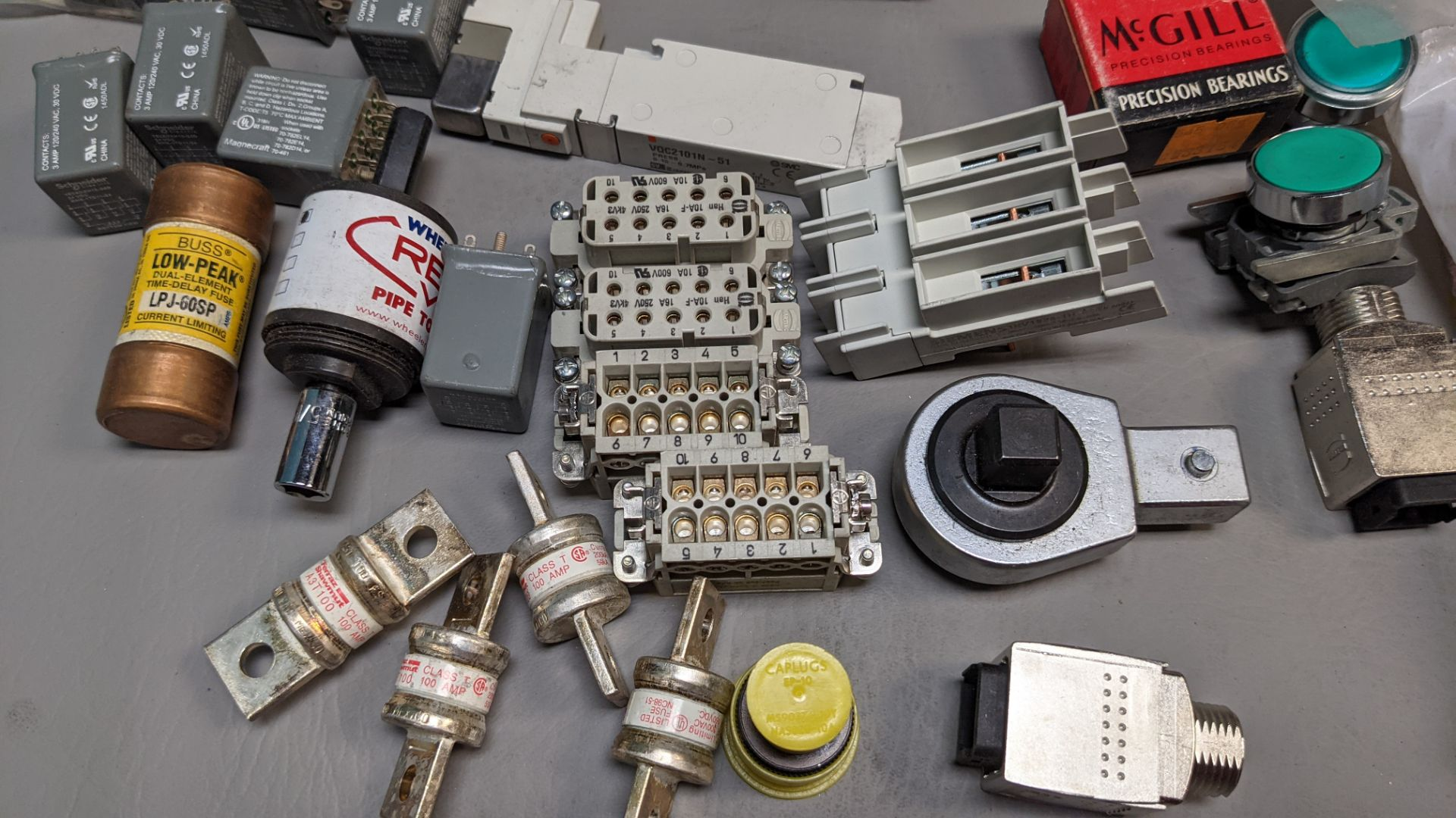 LOT OF MRO PARTS - Image 3 of 7