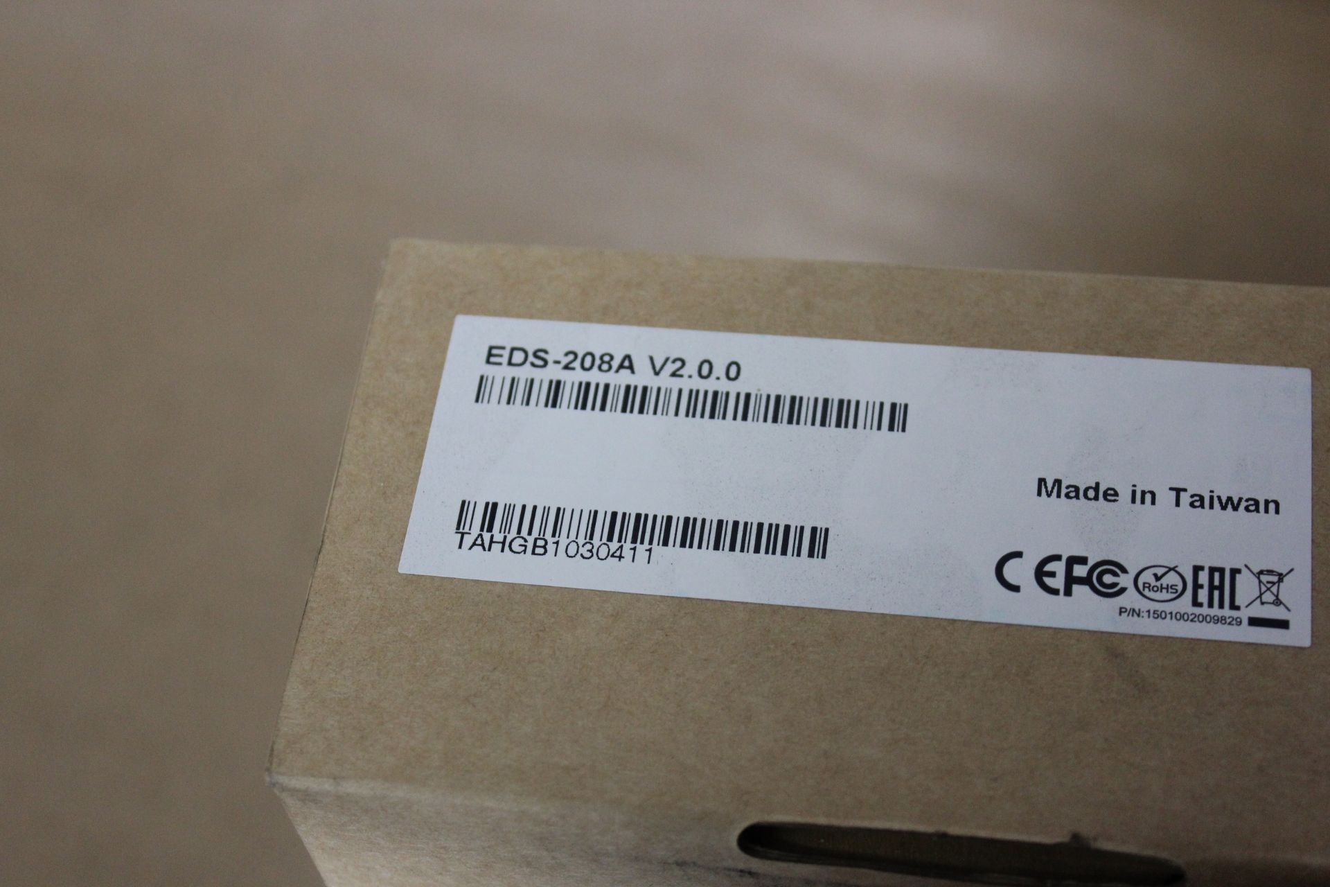 NEW MOXA INDUSTRIAL ETHERNET SWITCH - Image 2 of 5