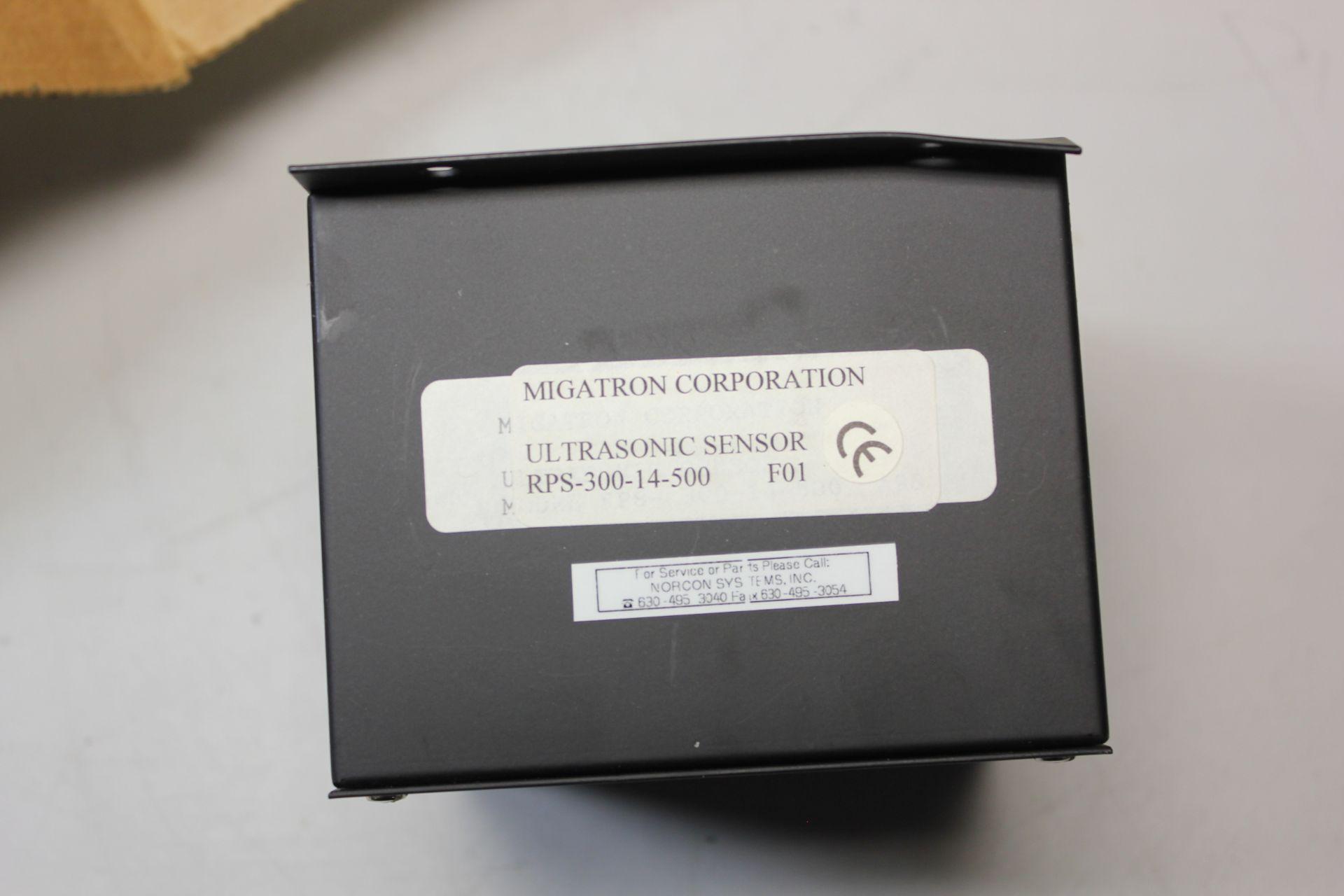 NEW MIGATRON ULTRASONIC SENSOR - Image 5 of 6