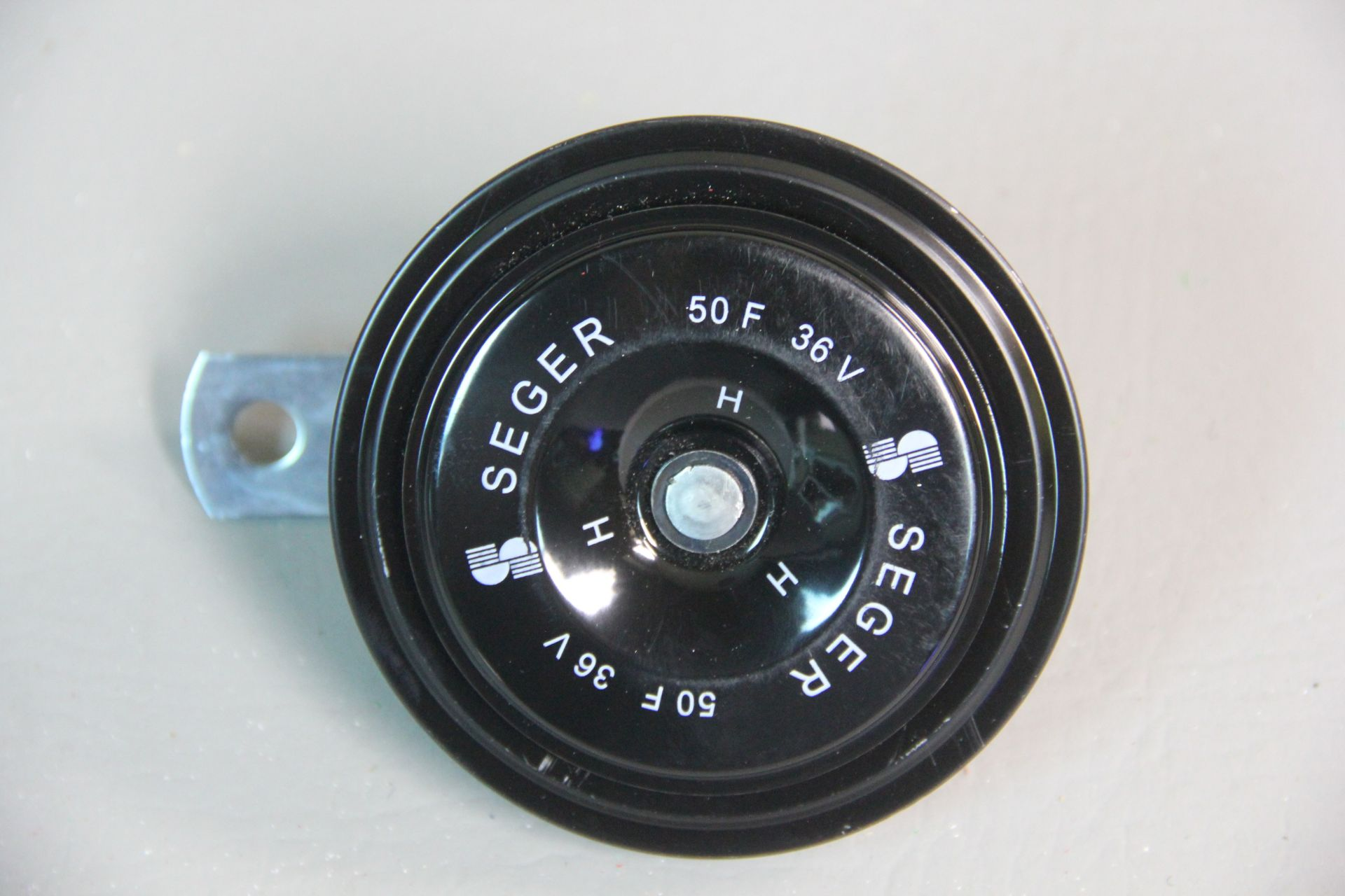 NEW SEGER INDUSTRIAL DISC SAFETY HORN - Image 2 of 4