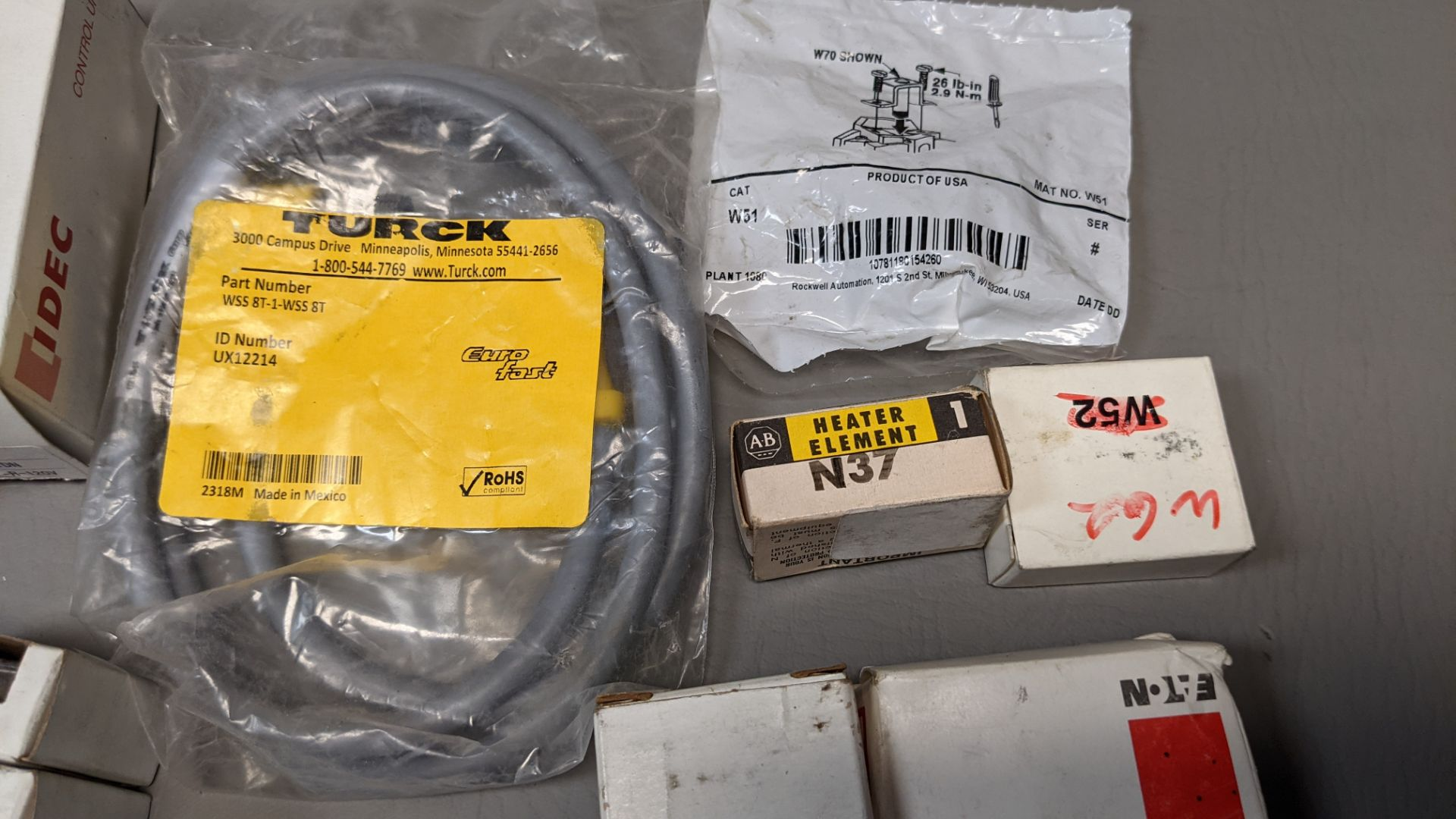 LOT OF NEW MRO PARTS - Image 6 of 6