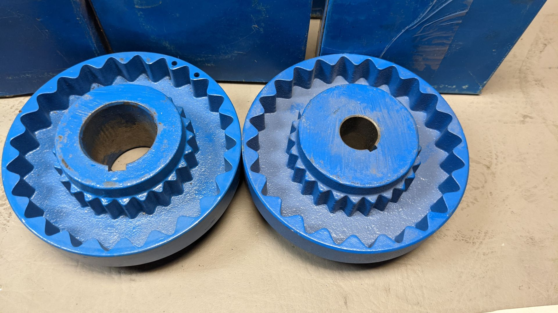 LOT OF NEW MARTIN SPROCKETS, SPUR GEARS, COUPLINGS ETC - Image 2 of 5