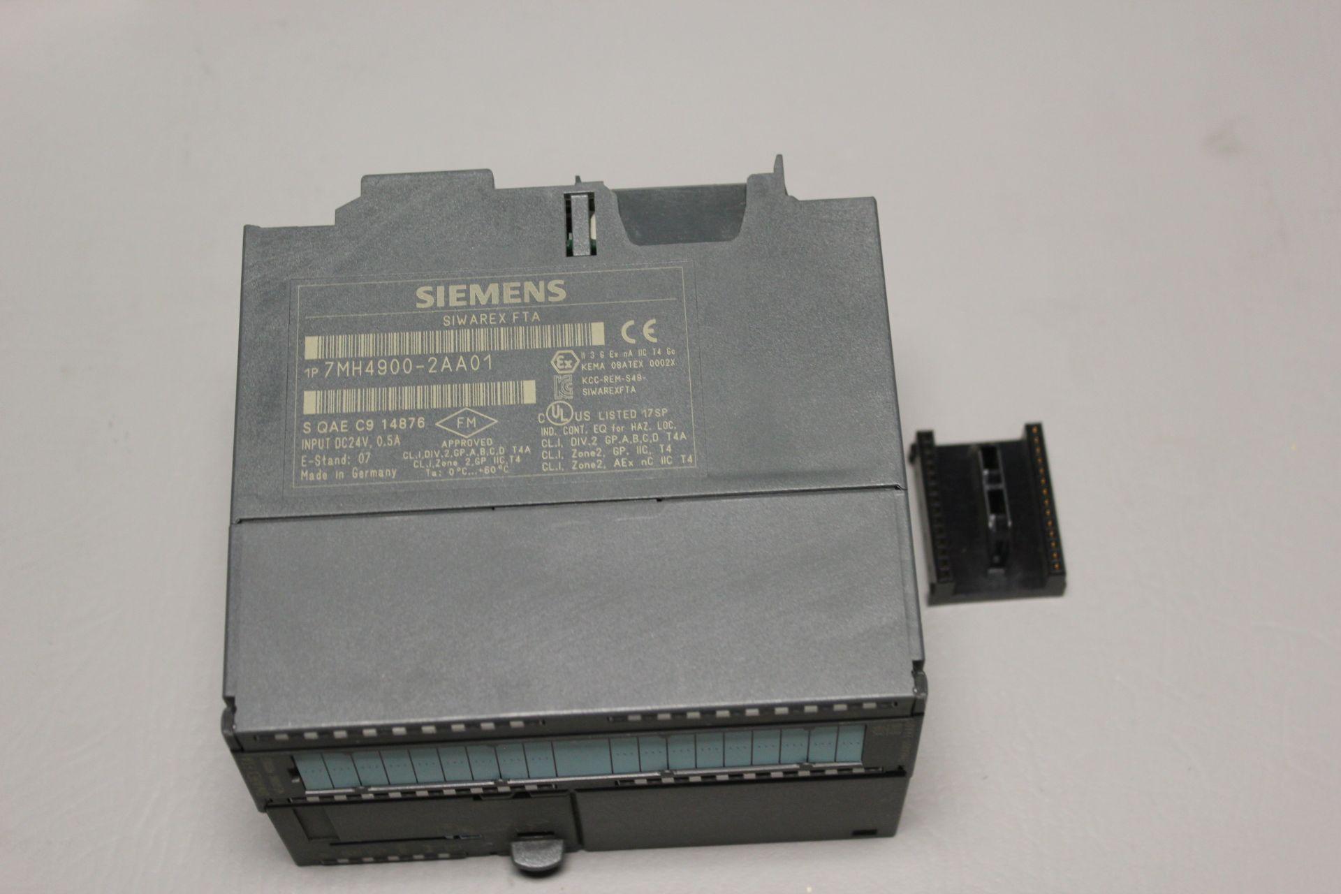 NEW SIEMENS SIWAREX FTA PLC WEIGHING MODULE - Image 6 of 8