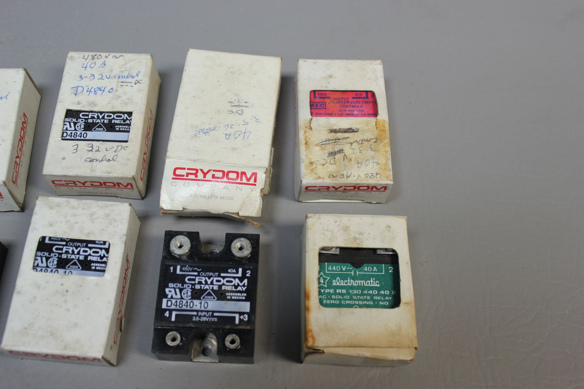 LOT OF NEW SOLID STATE RELAYS - Image 5 of 8