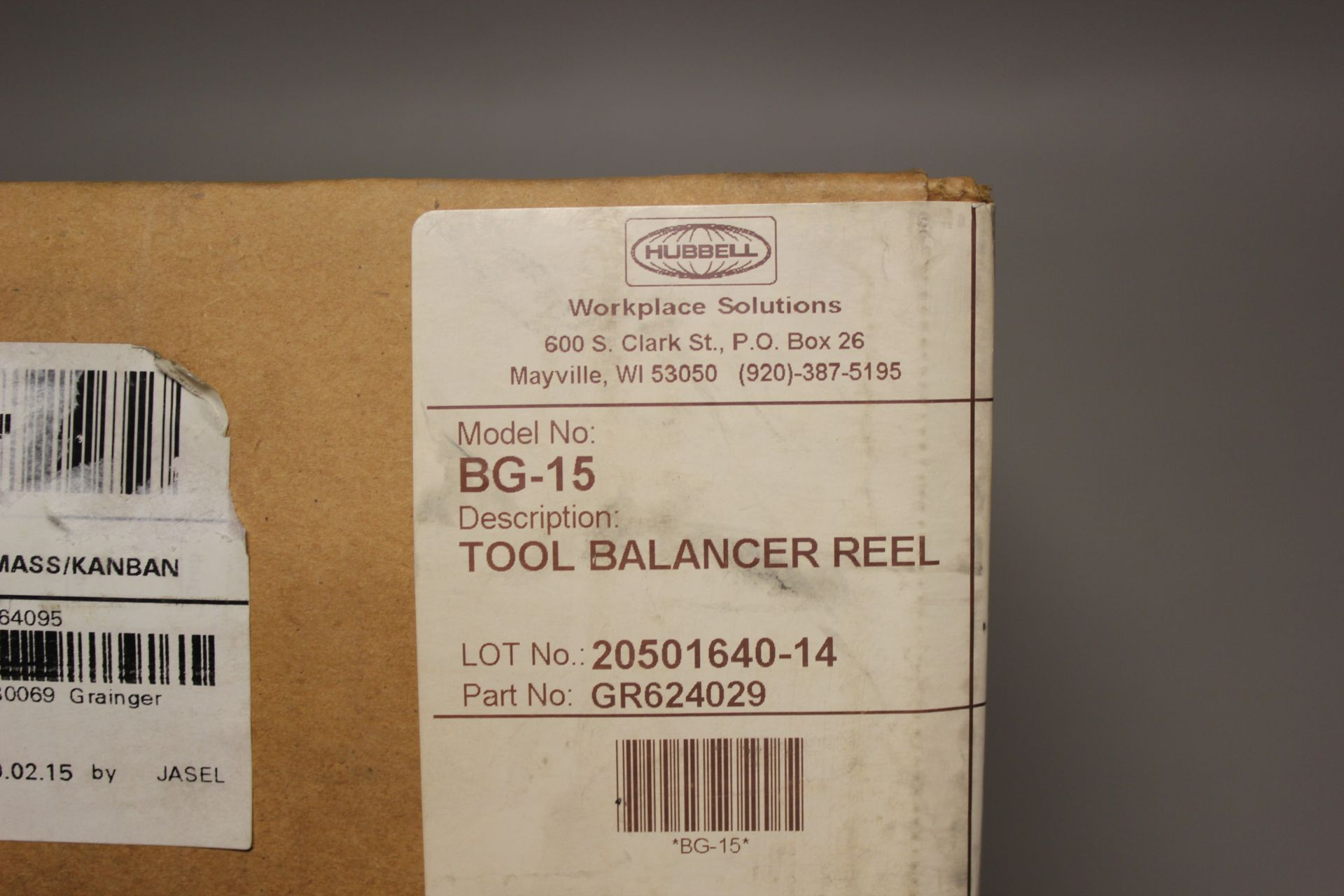 NEW HUBBELL TOOL BALANCER REEL - Image 3 of 4