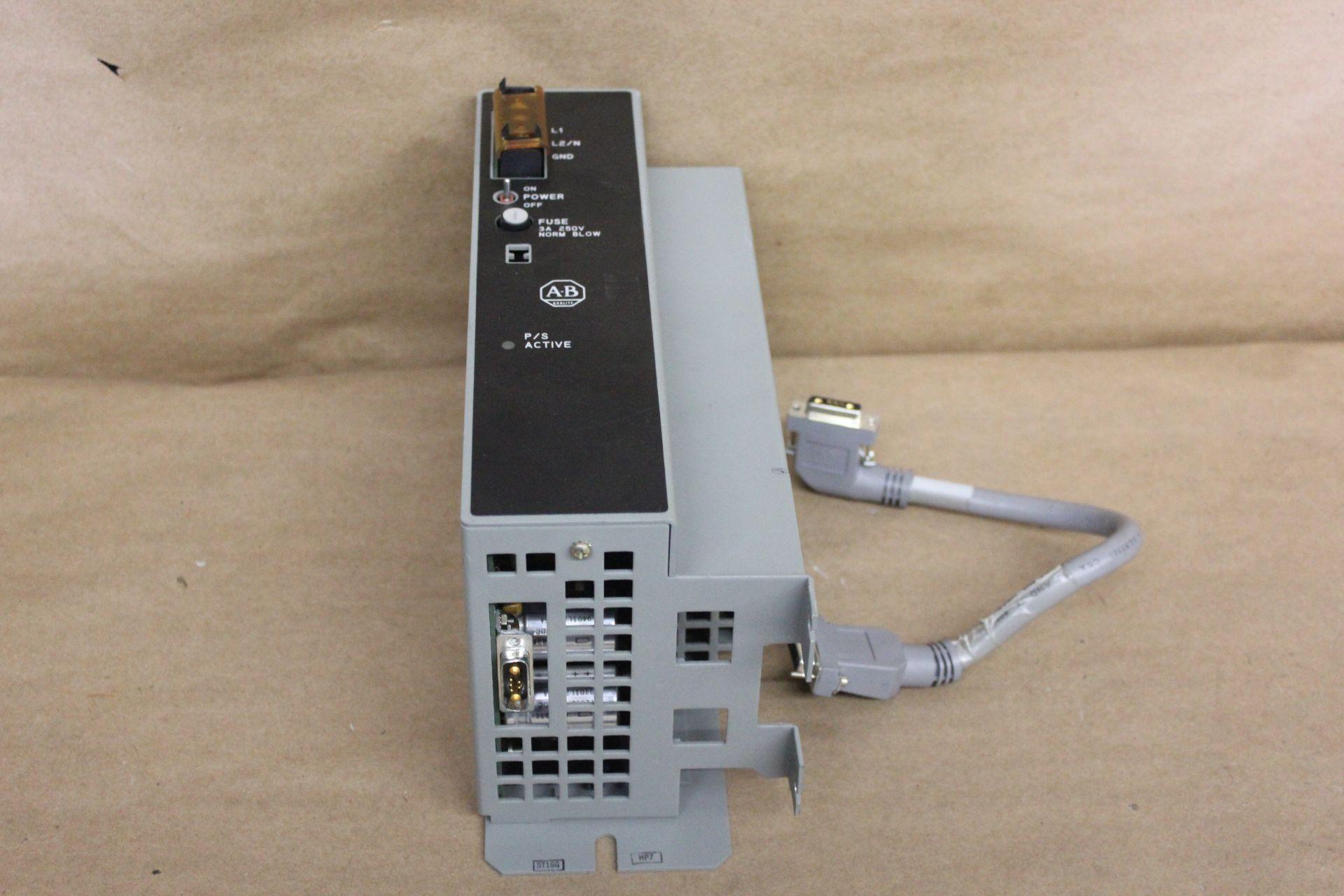 ALLEN BRADLEY PLC POWER SUPPLY