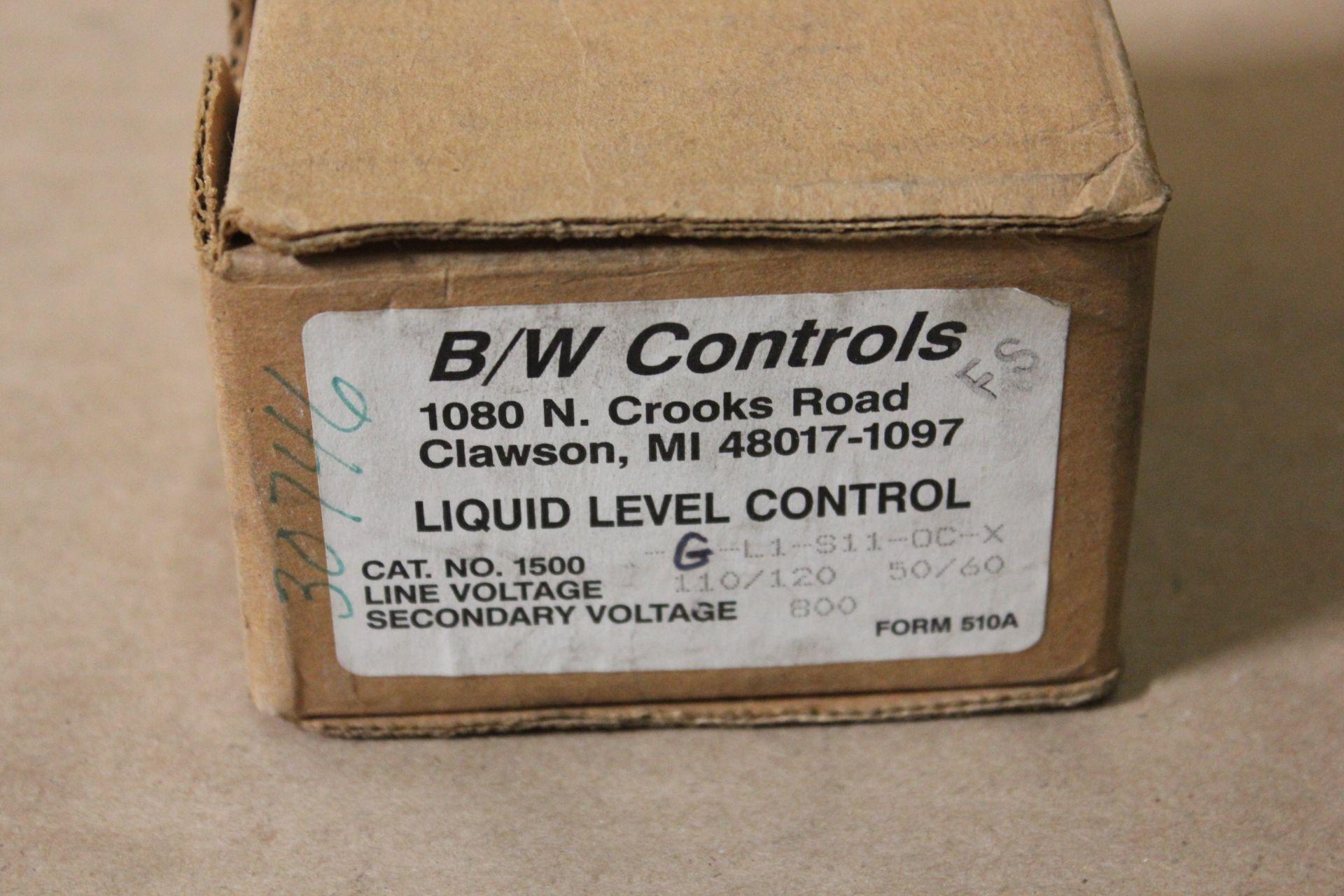 NEW B/W CONTROLS LIQUID LEVEL CONTROL - Image 2 of 3