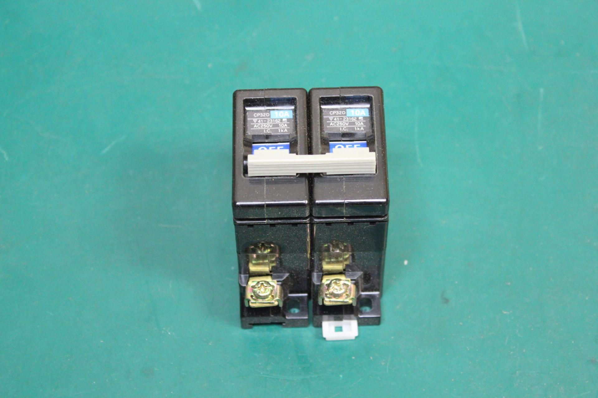 NEW FUJI ELECTRIC CIRCUIT BREAKER PROTECTOR - Image 2 of 3