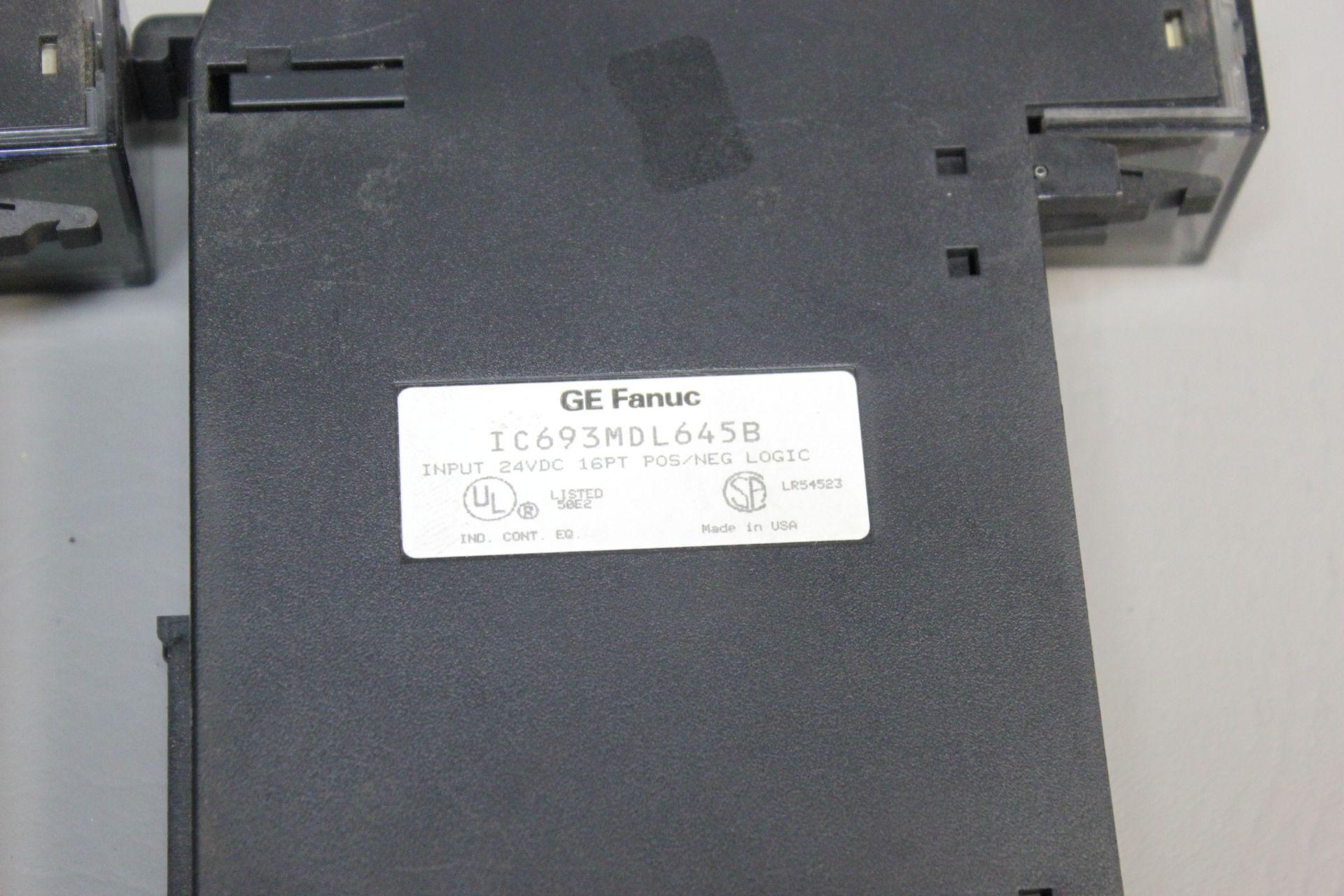 2 GE FANUC PLC MODULES - Image 3 of 4