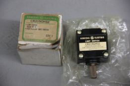 NEW GE LIMIT SWITCH OPERATING HEAD
