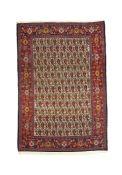 A Senneh rug, West Persia, circa 1940/50