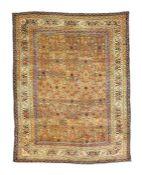 An Agra or Amritsar carpet c.1890