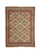 An Afshar rug, Persia, late 19th century