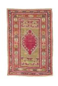 A Kirsehir rug, Anatolia, 19th century