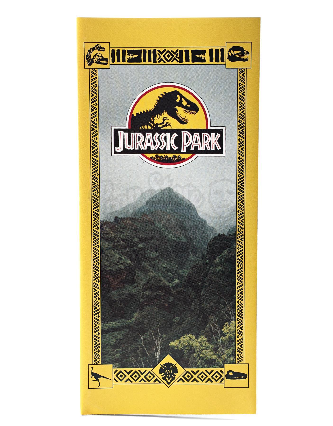 Lot # 154: JURASSIC PARK - Visitor Brochure