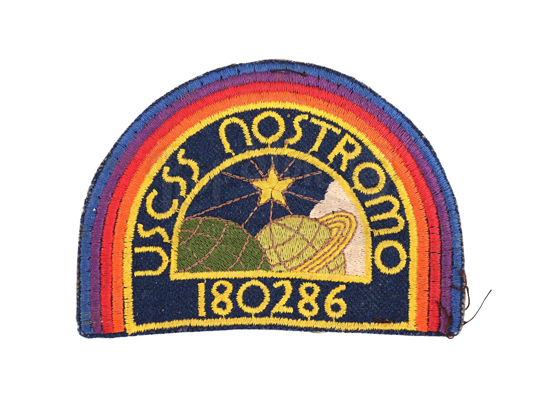 Lot # 462: ALIEN - USCSS Nostromo Patch