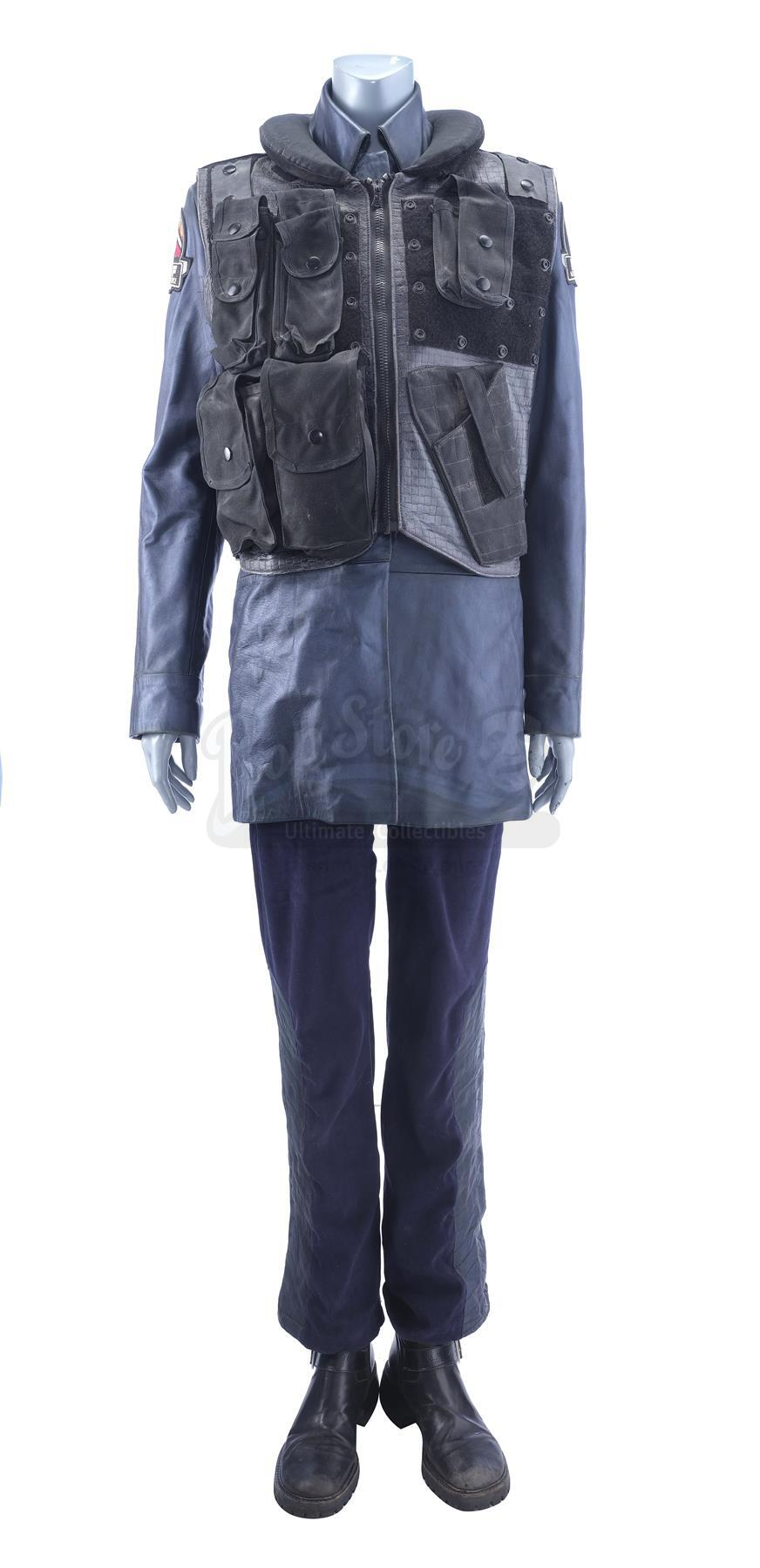 Lot # 697: JOHN CARPENTER'S GHOSTS OF MARS - Bashira Kincaid's (Clea DuVall) Costume