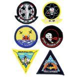 Lot # 1298: TOP GUN - Flight Suit Patch Set