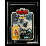 Lot # 1225: STAR WARS - EP V - THE EMPIRE STRIKES BACK - Yoda (with Orange Snake) ESB32B AFA 70Y