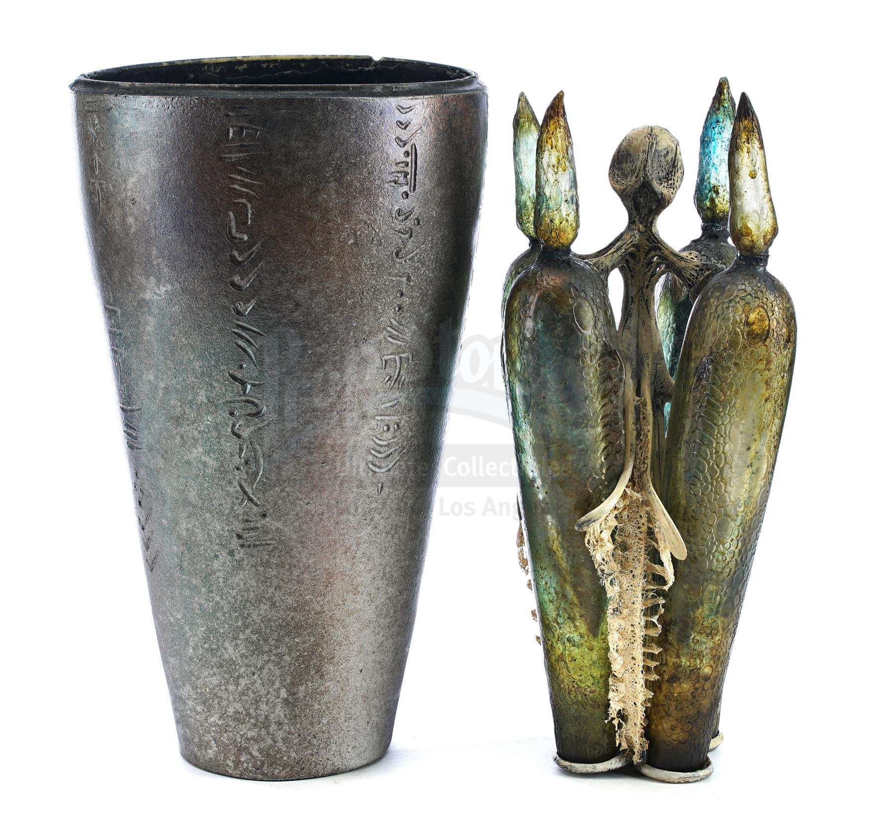 Lot # 214: PROMETHEUS - Engineer Ampule and Spore Containers
