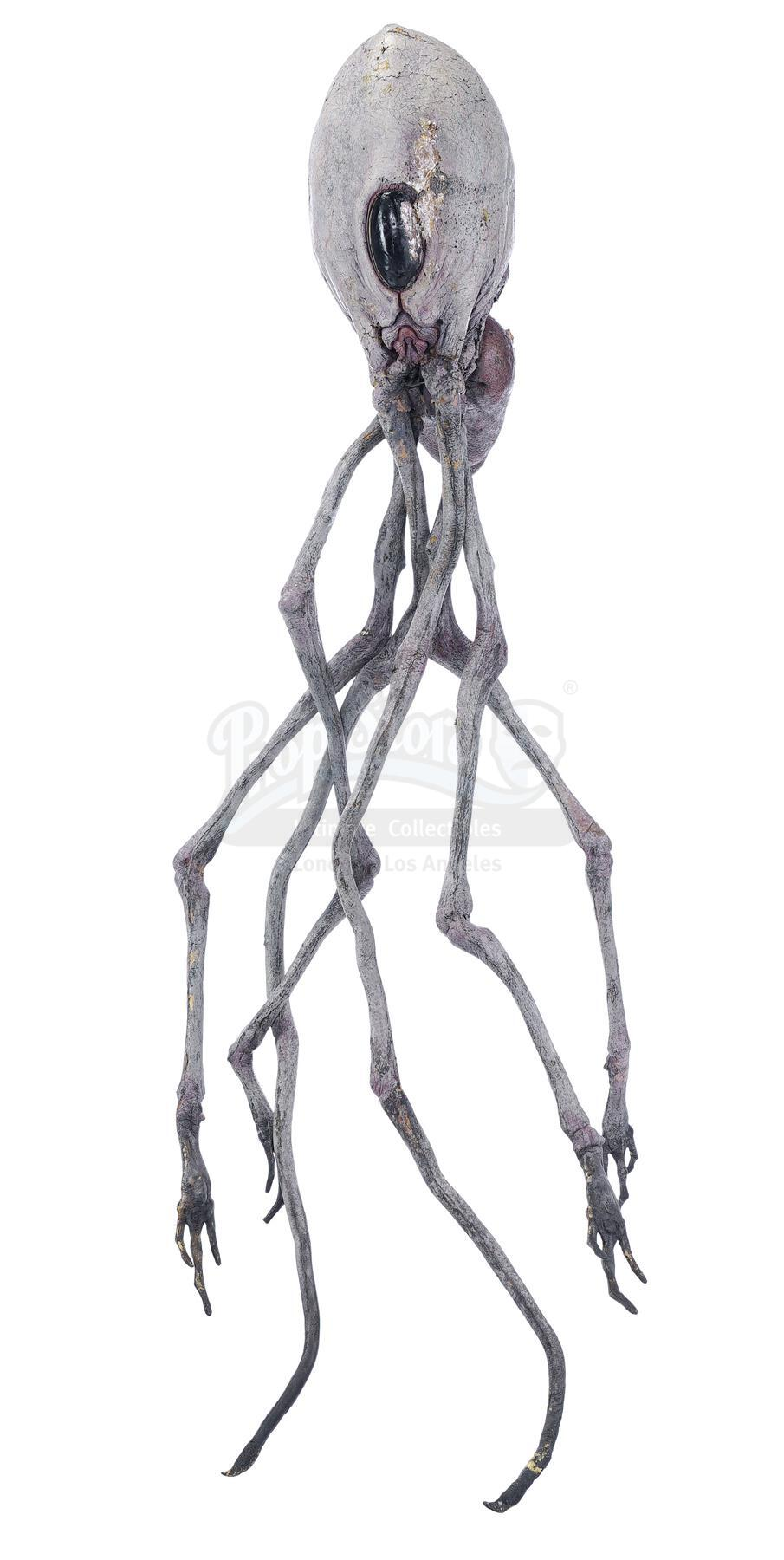 Lot # 1288: THE THING - Tentacled Thing Design Maquette