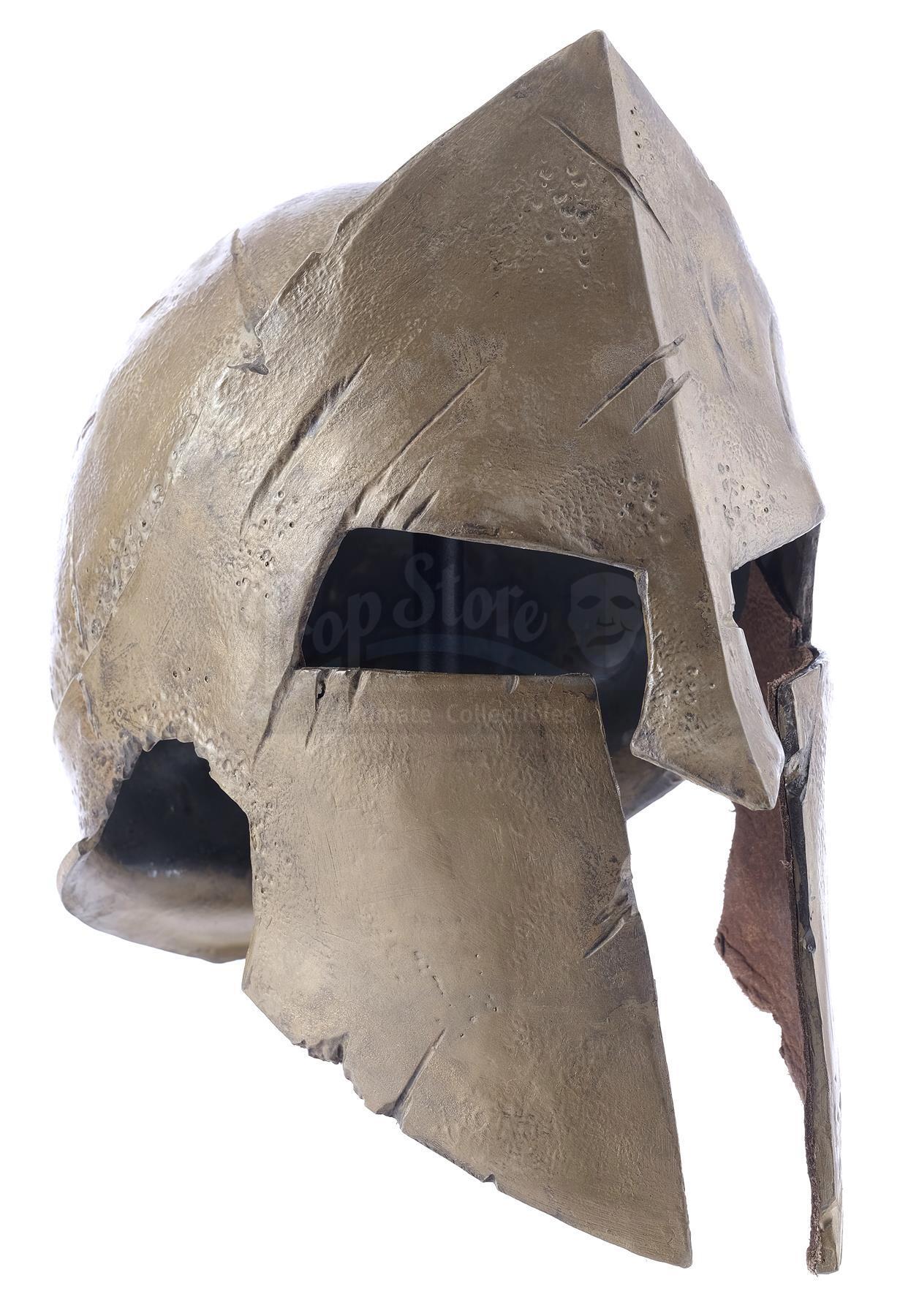 Lot # 3: 300 - Dilios' (David Wenham) Stunt Helmet